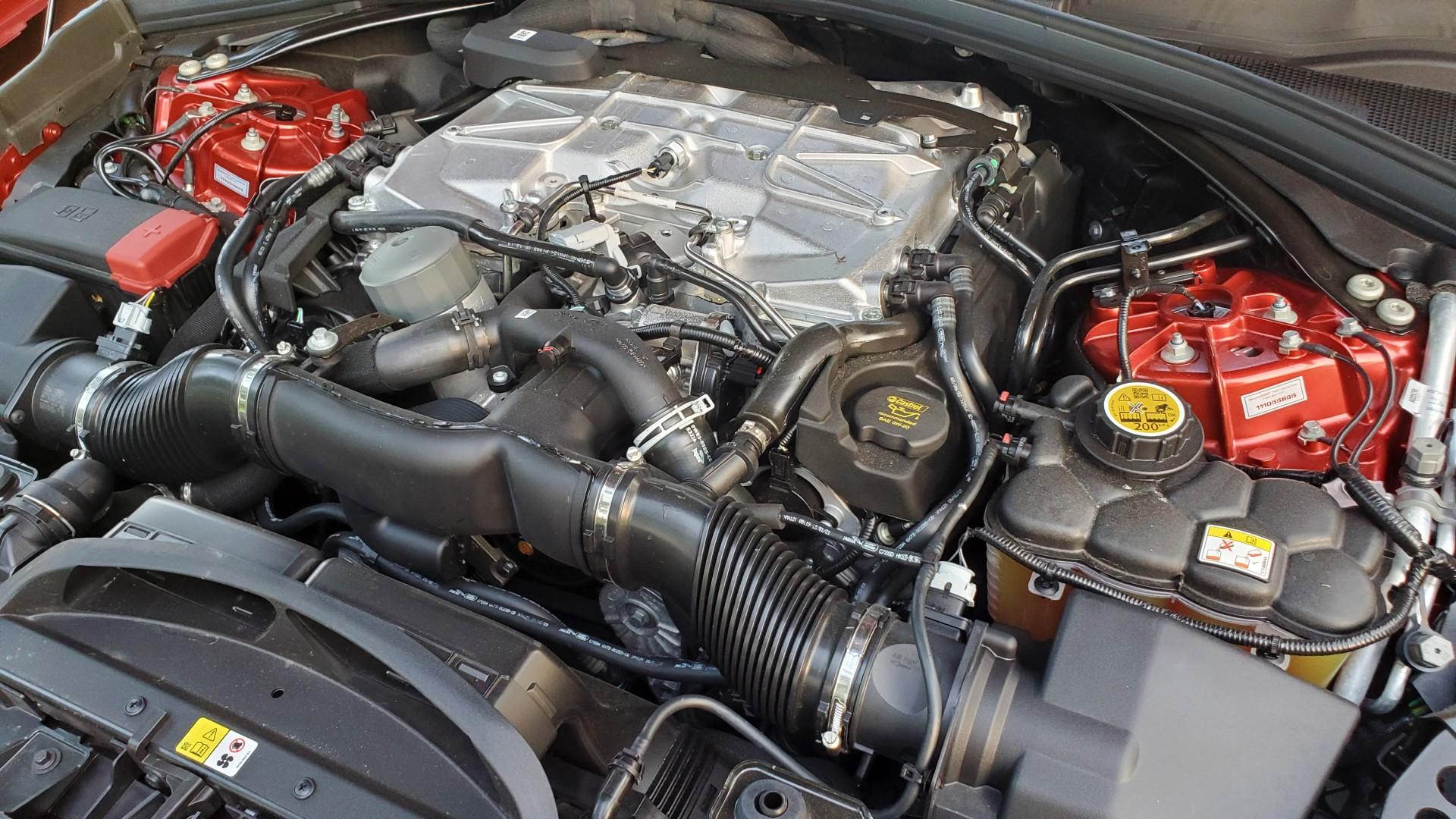 2022 Jaguar Pace SVR