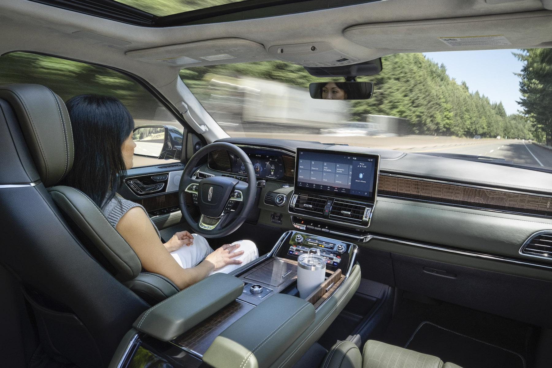2022 Lincoln Navigator