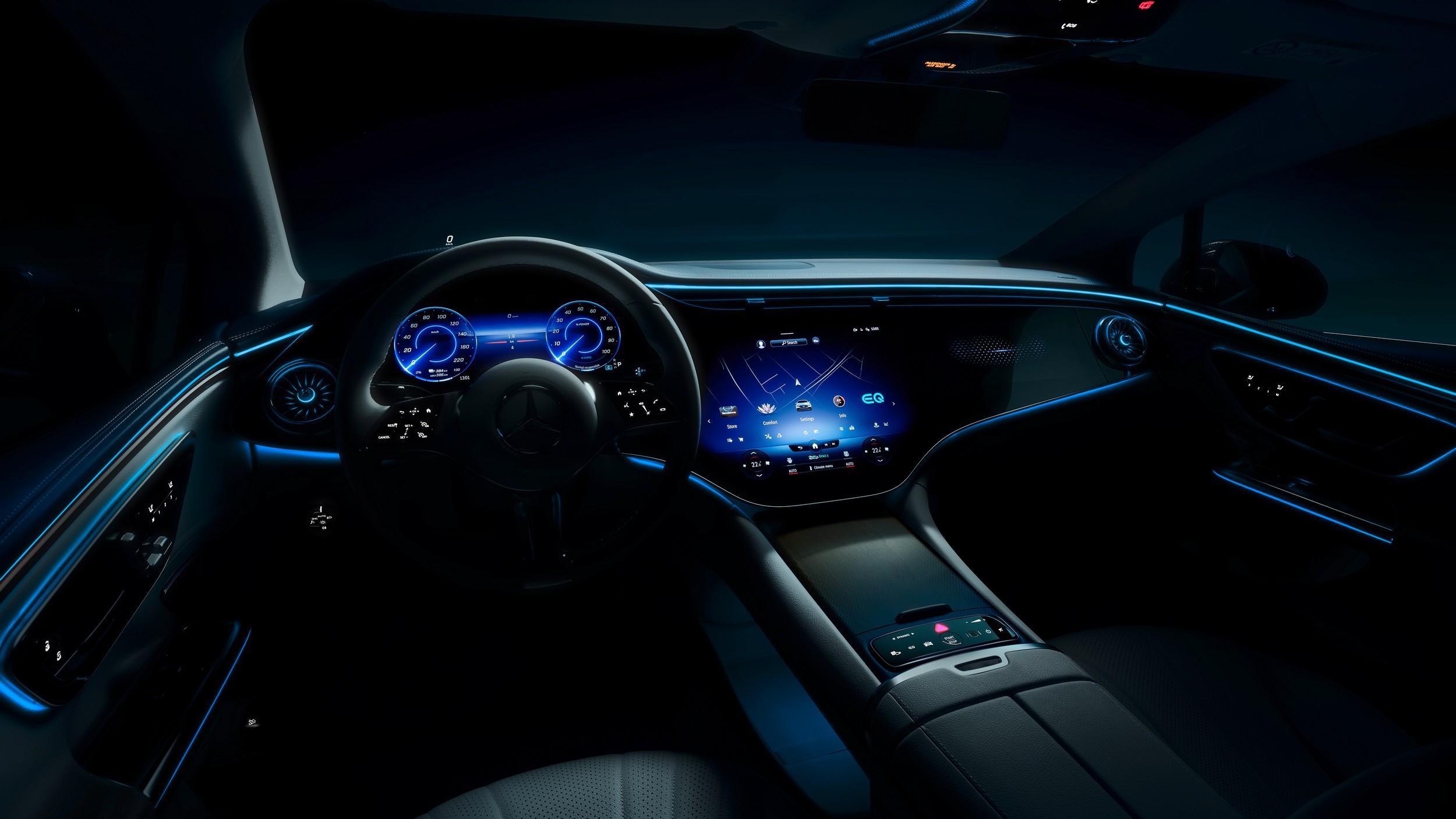 2021 Mercedes Benz EQE