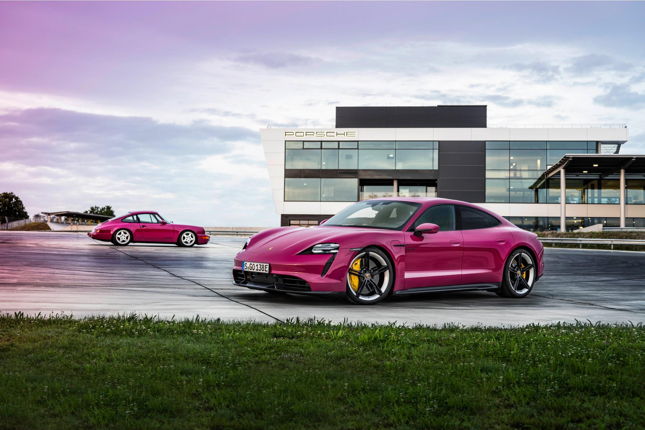 2022 Porsche