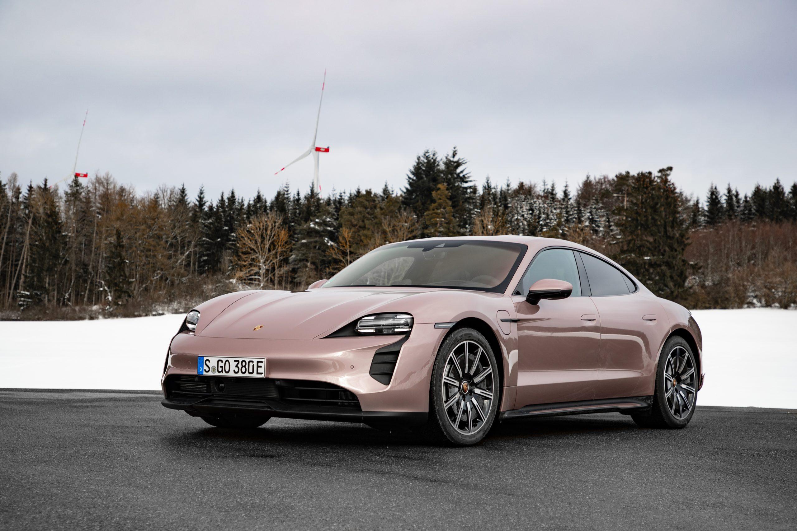 2021 Porsche