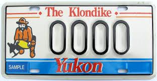 Yukon Plates