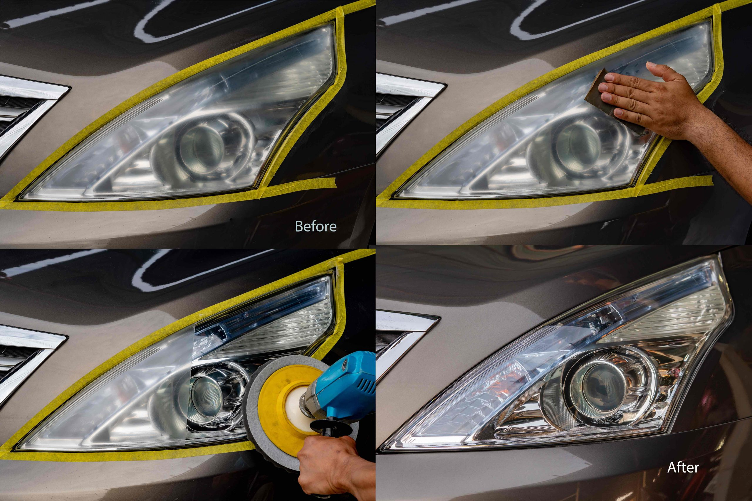 headlight restore