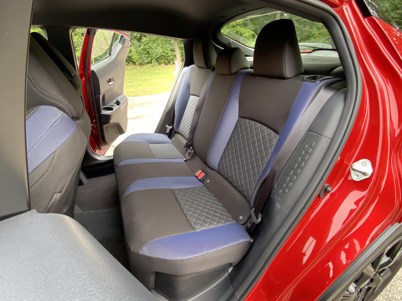 2021 Toyota C-HR Nightshade Edition