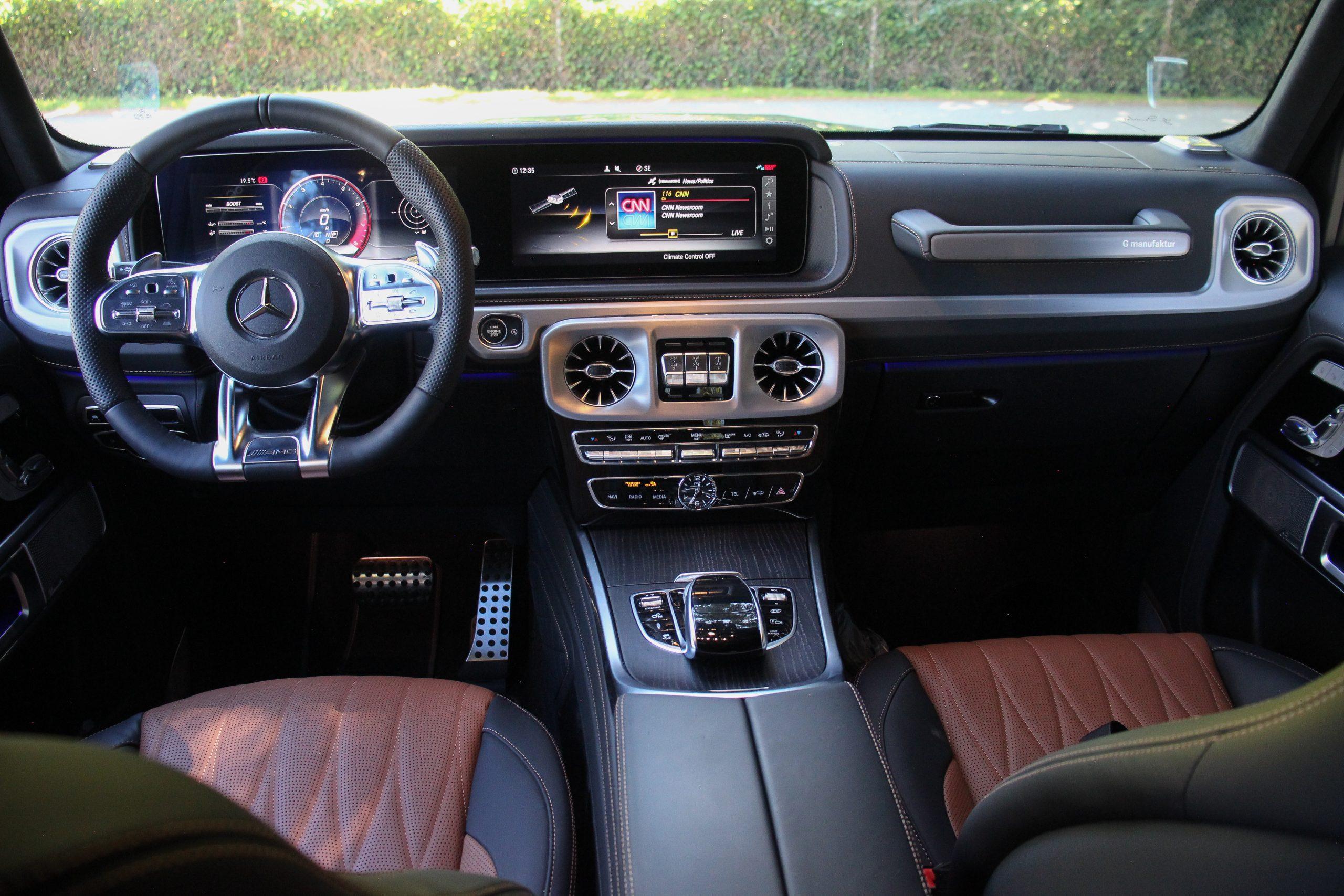 2021 Mercedes Benz G63