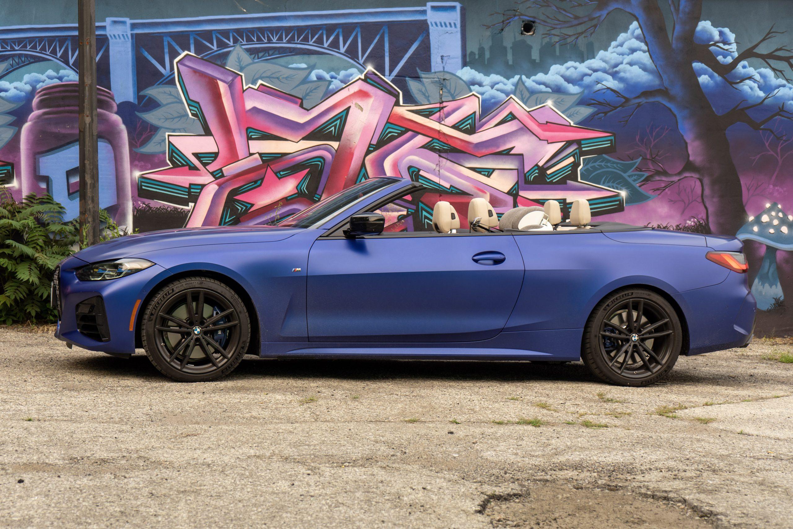 2021 BMW M440i cabriolet