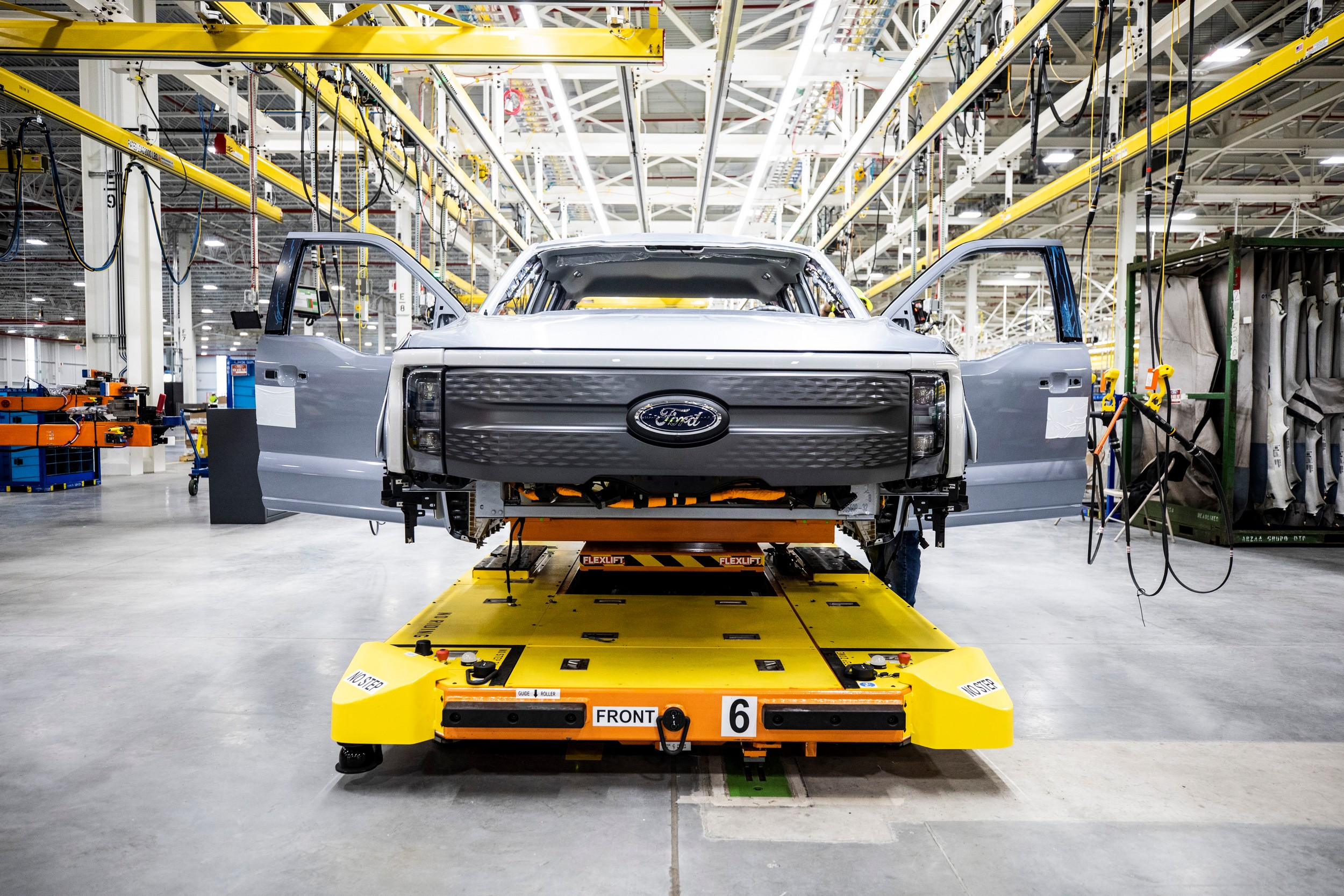 2022 Ford Lightning