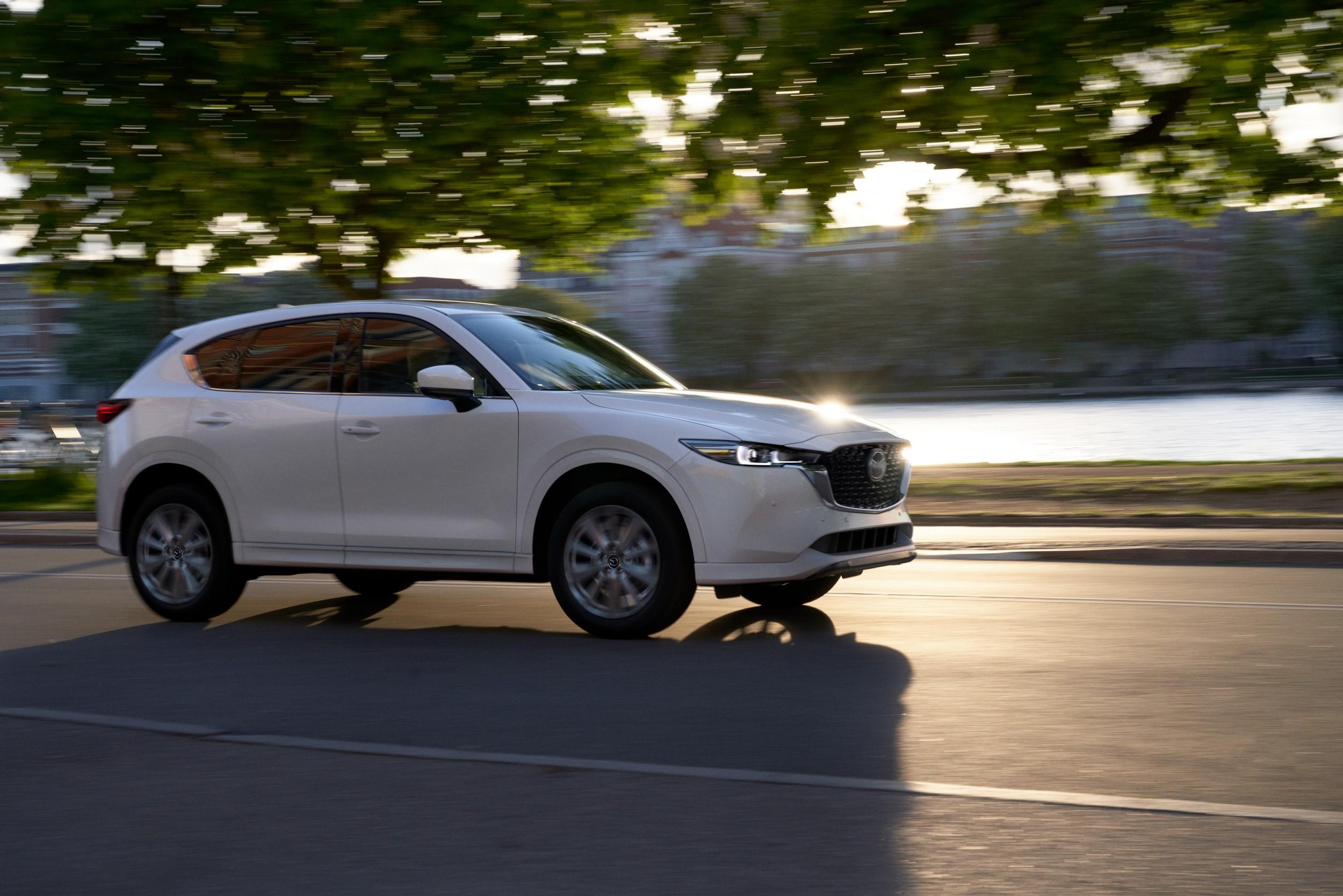 2022 Mazda CX5