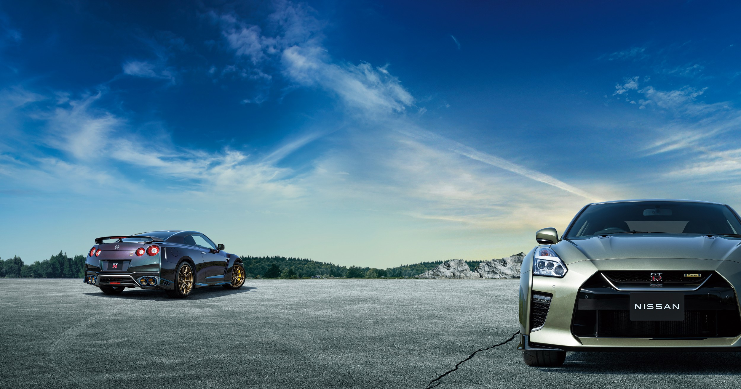 2022 Nissan GTR