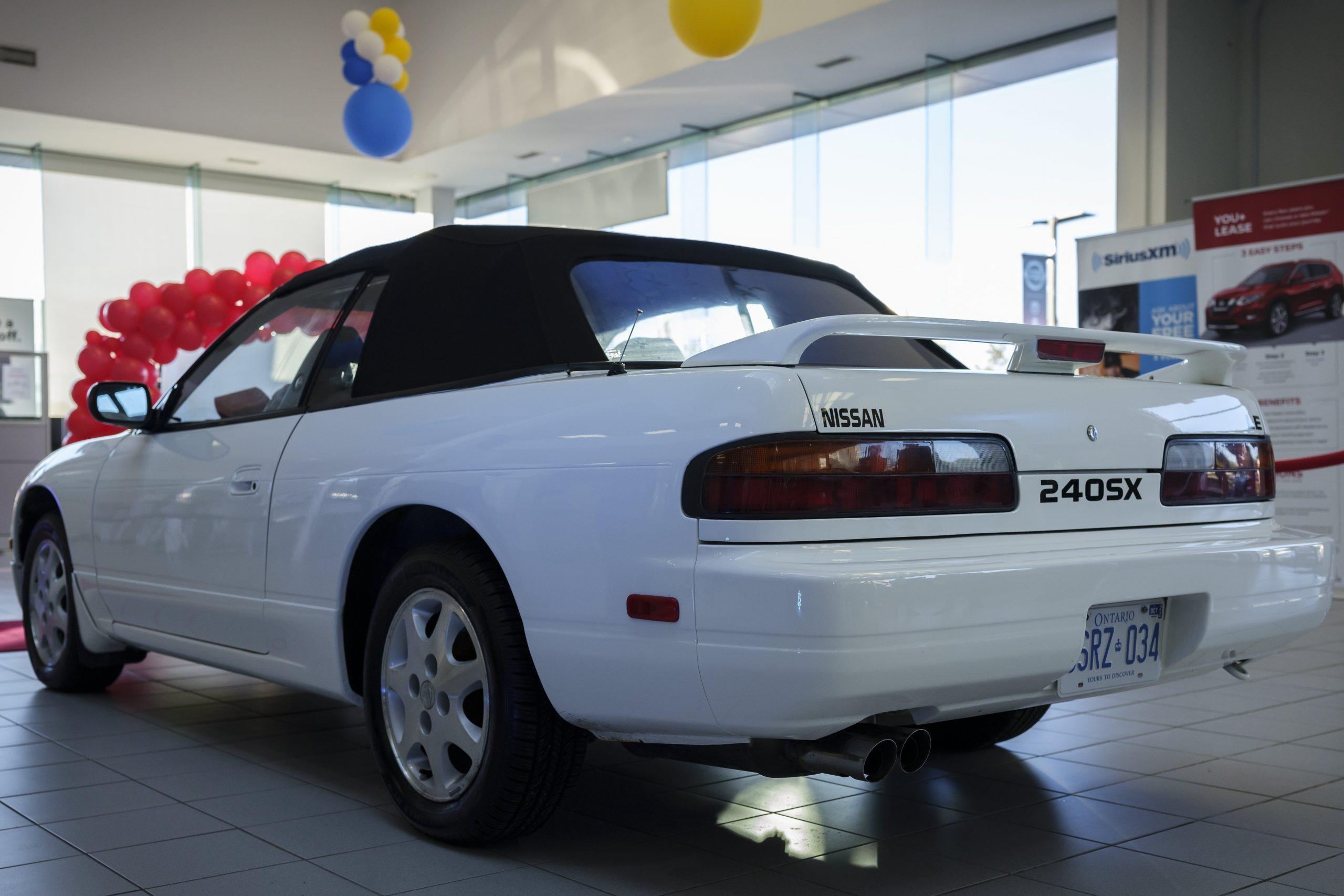 Ron Boyko Nissan 240 SX