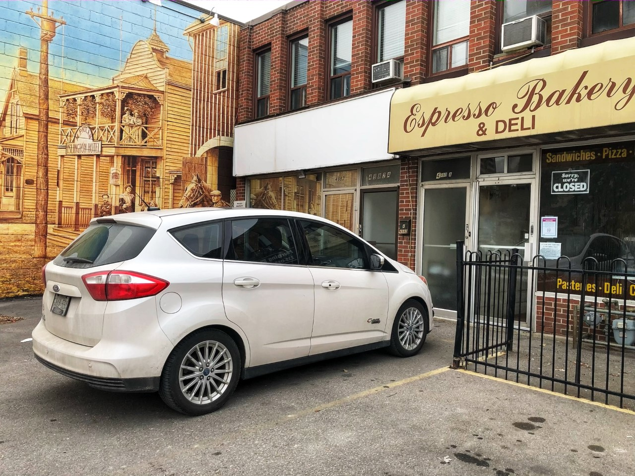 2020 Ford C Max