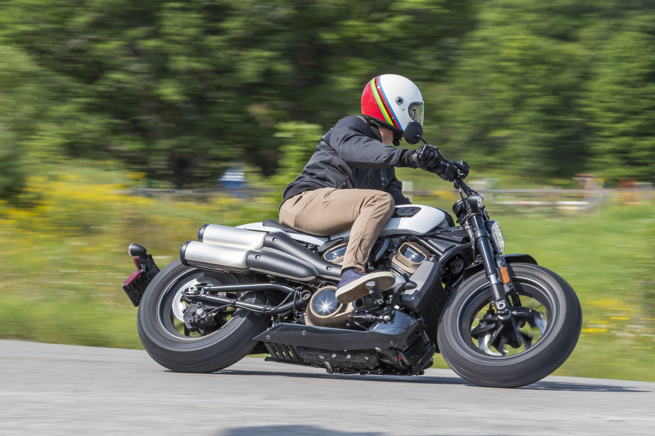 2021 Harley Davidson Sportster