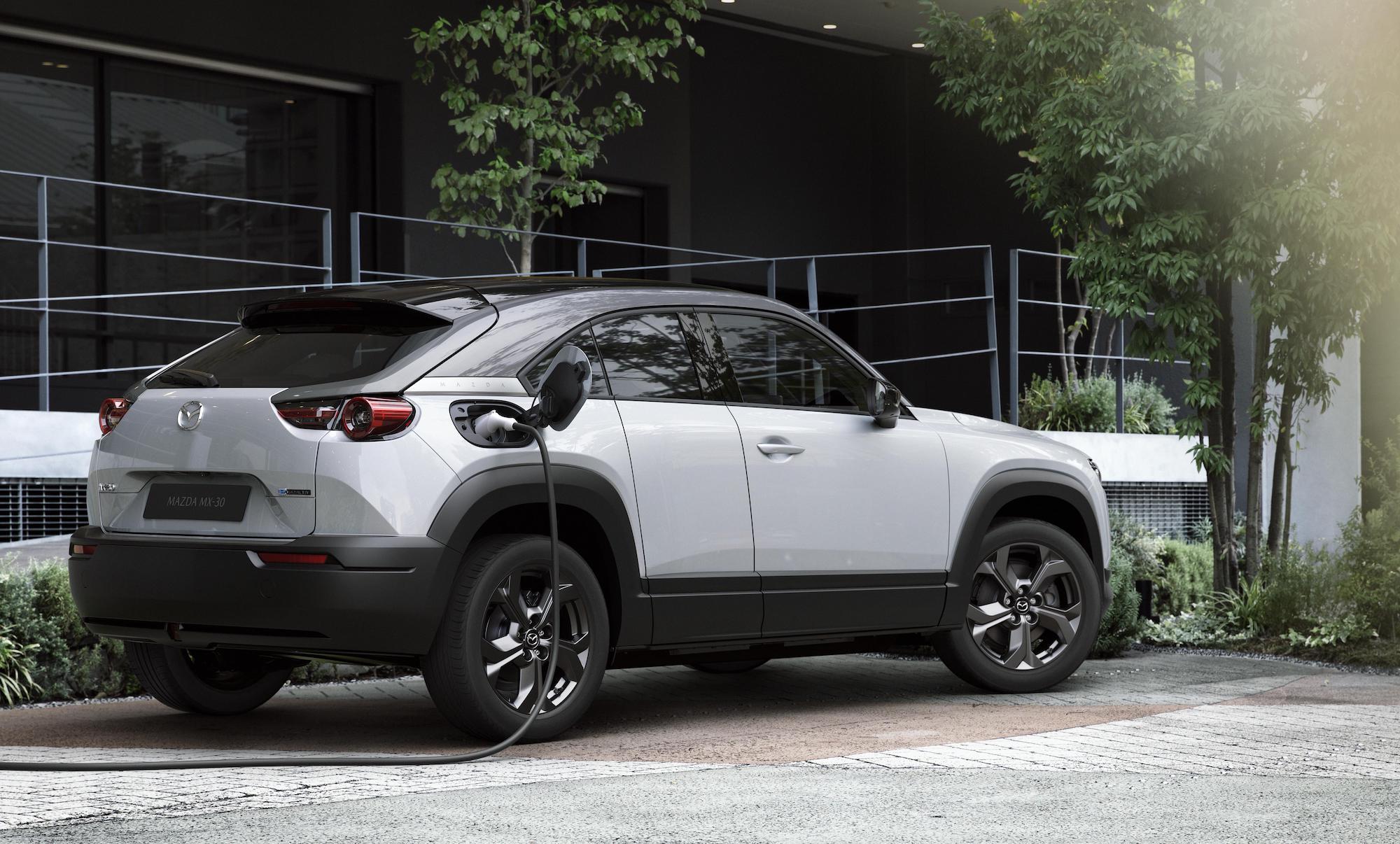 2022 Mazda MX30
