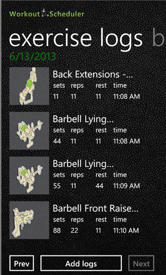 extension app windows phone 8