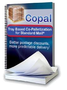 Tray-based Co-Palletization for Standard Mail