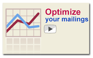 Helping to analyze your opportunities to mail more efficiently and at a lower cost…