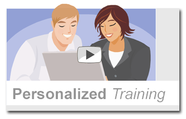 On-Line and On-site personalized training…
