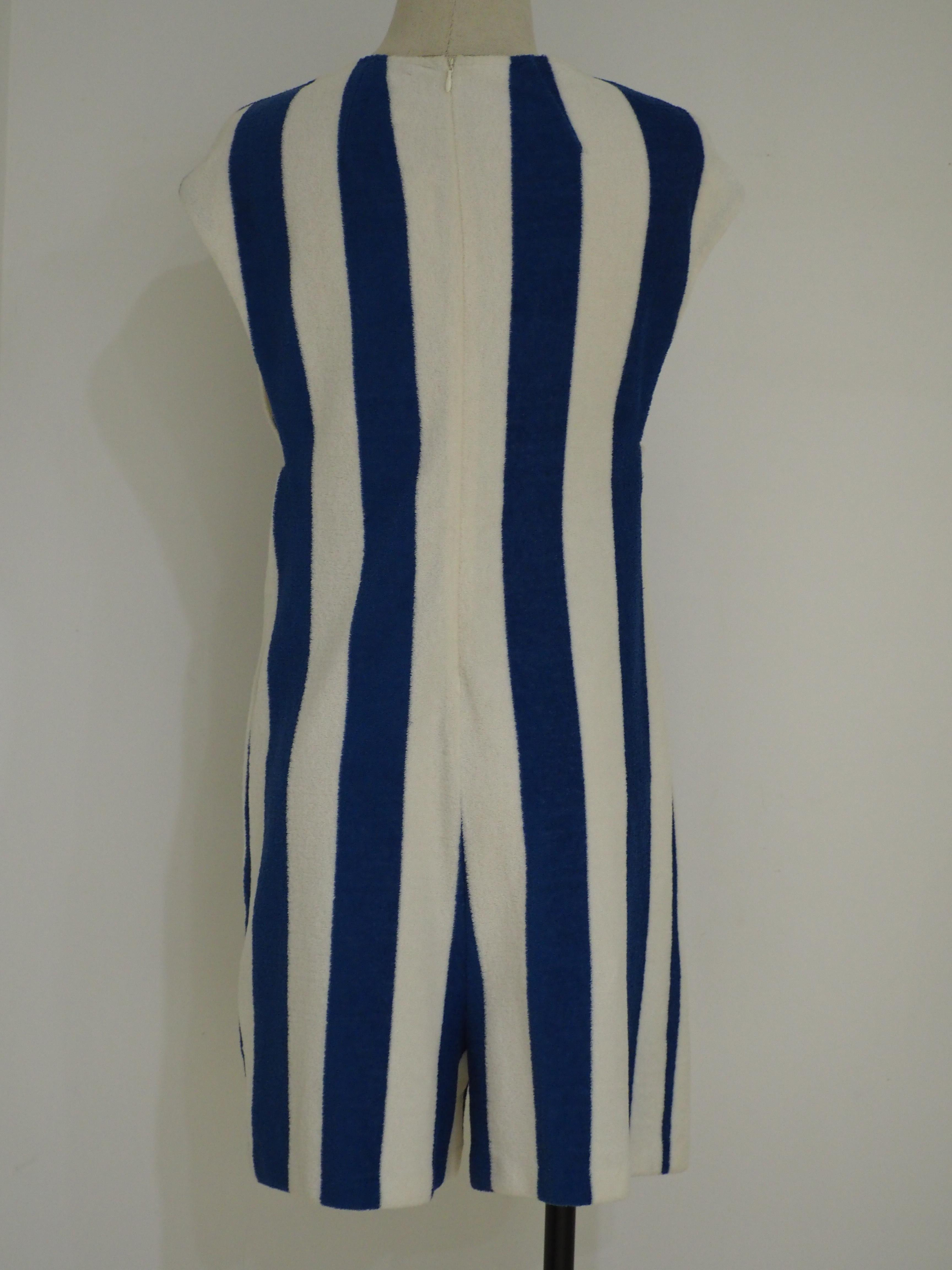 Chalayan white and blue all in one NWOT Chalayan |  | VXR014026MULTI