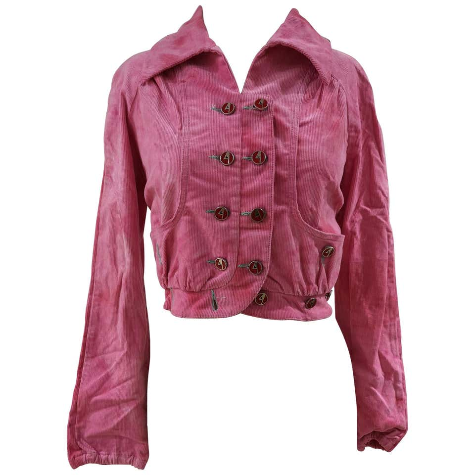 Christian Lacroix pink fluo jacket Christian Lacroix | Giacca | VXR01522NERO