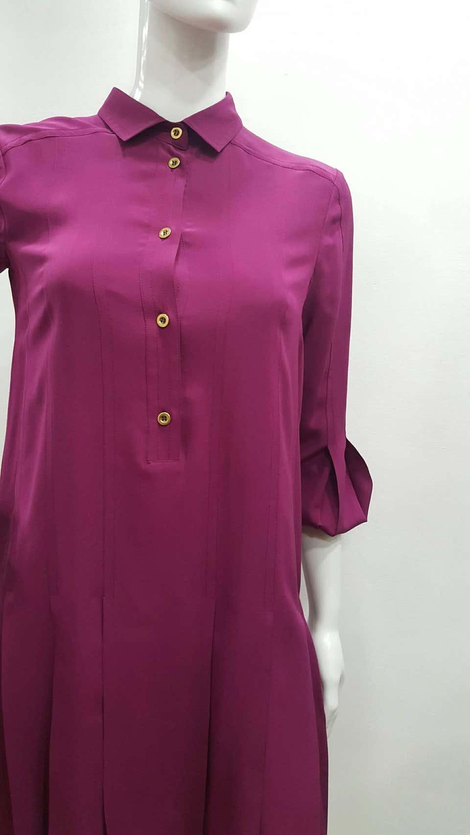 1980s Gucci Purple Dress by Alessandra Facchinetti  Gucci | Dresses | EB01A0180EXVIOLA