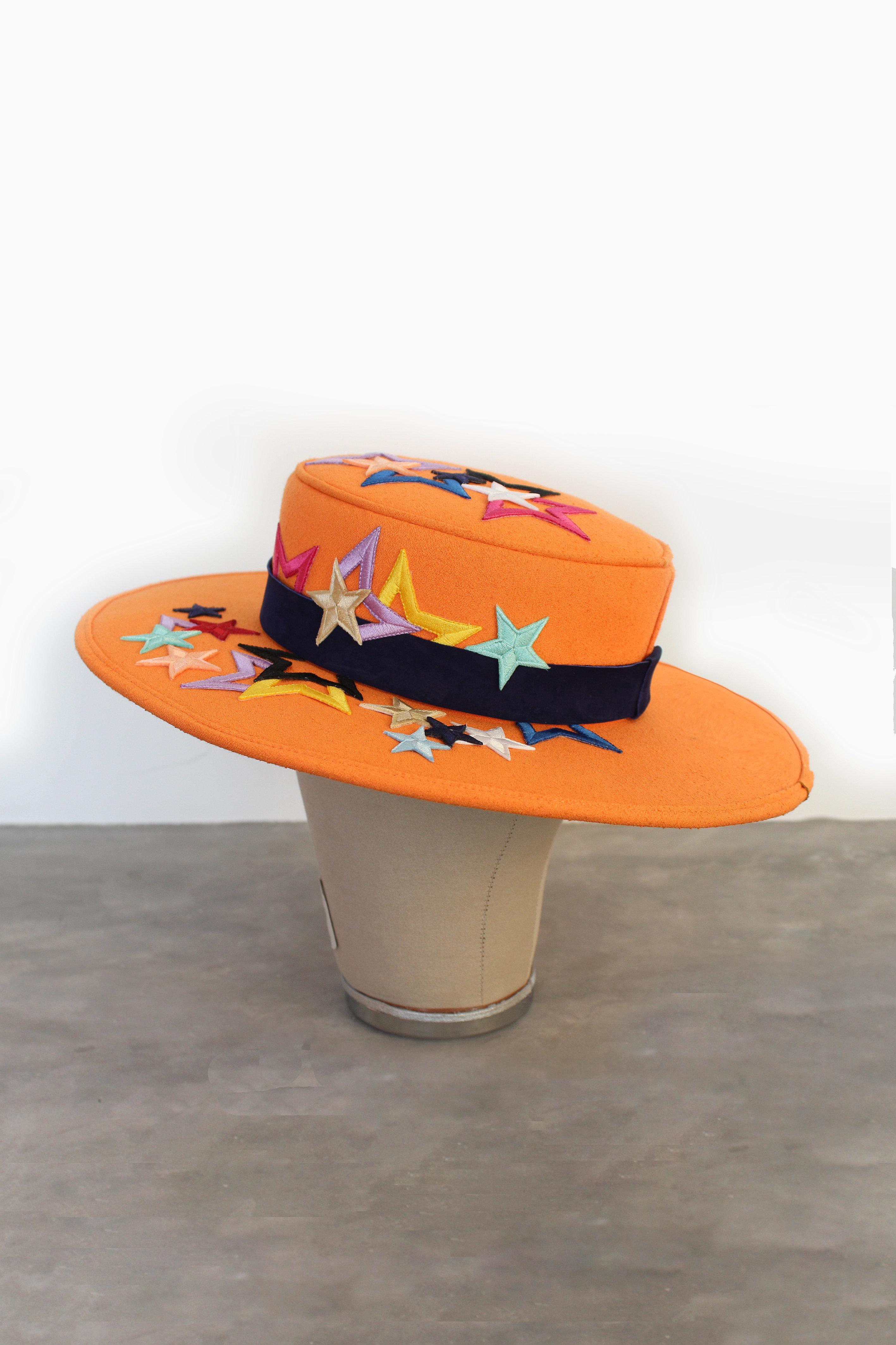 Bruna Abreu | Hats | STARSORANGE