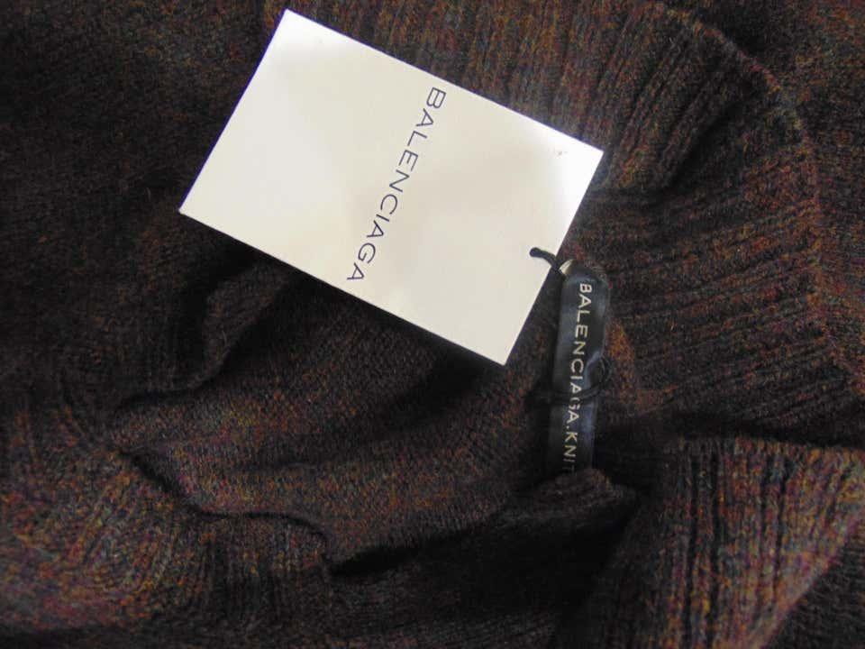 Balenciaga Brown Wool Dress NWOT Balenciaga | Dresses | BF01880XXMARRONE