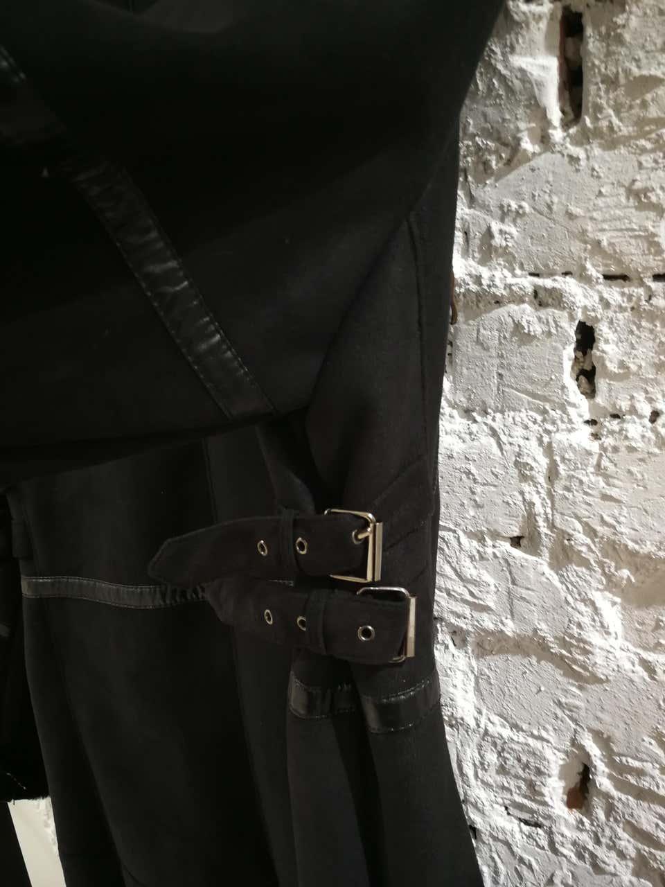 Balmain Brown Coat Balmain | Coats | VXR01875XOLNERO