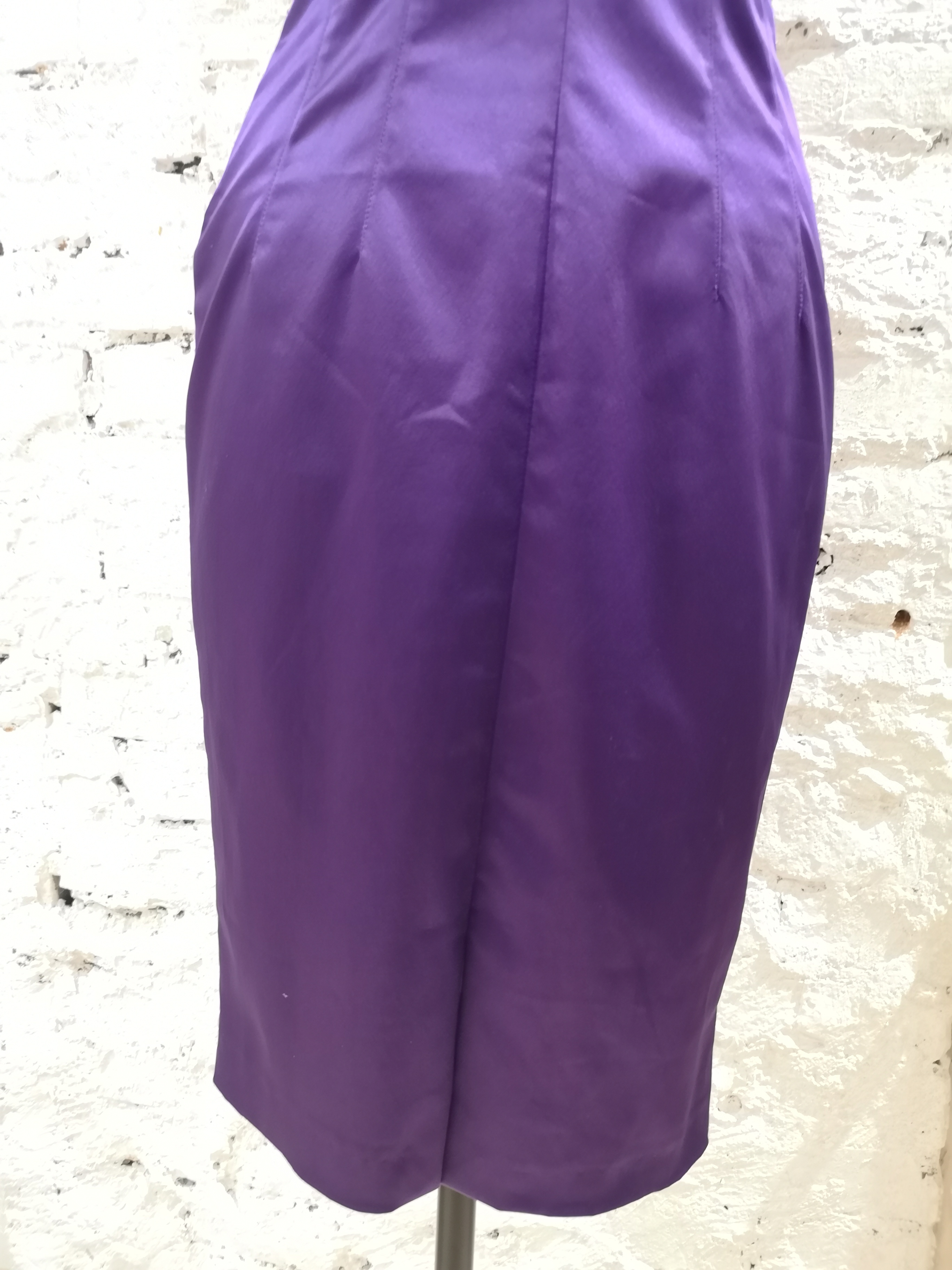 Dolce & Gabbana purple dress Dolce&Gabbana | Abito | EC01815XS0PVIOLA