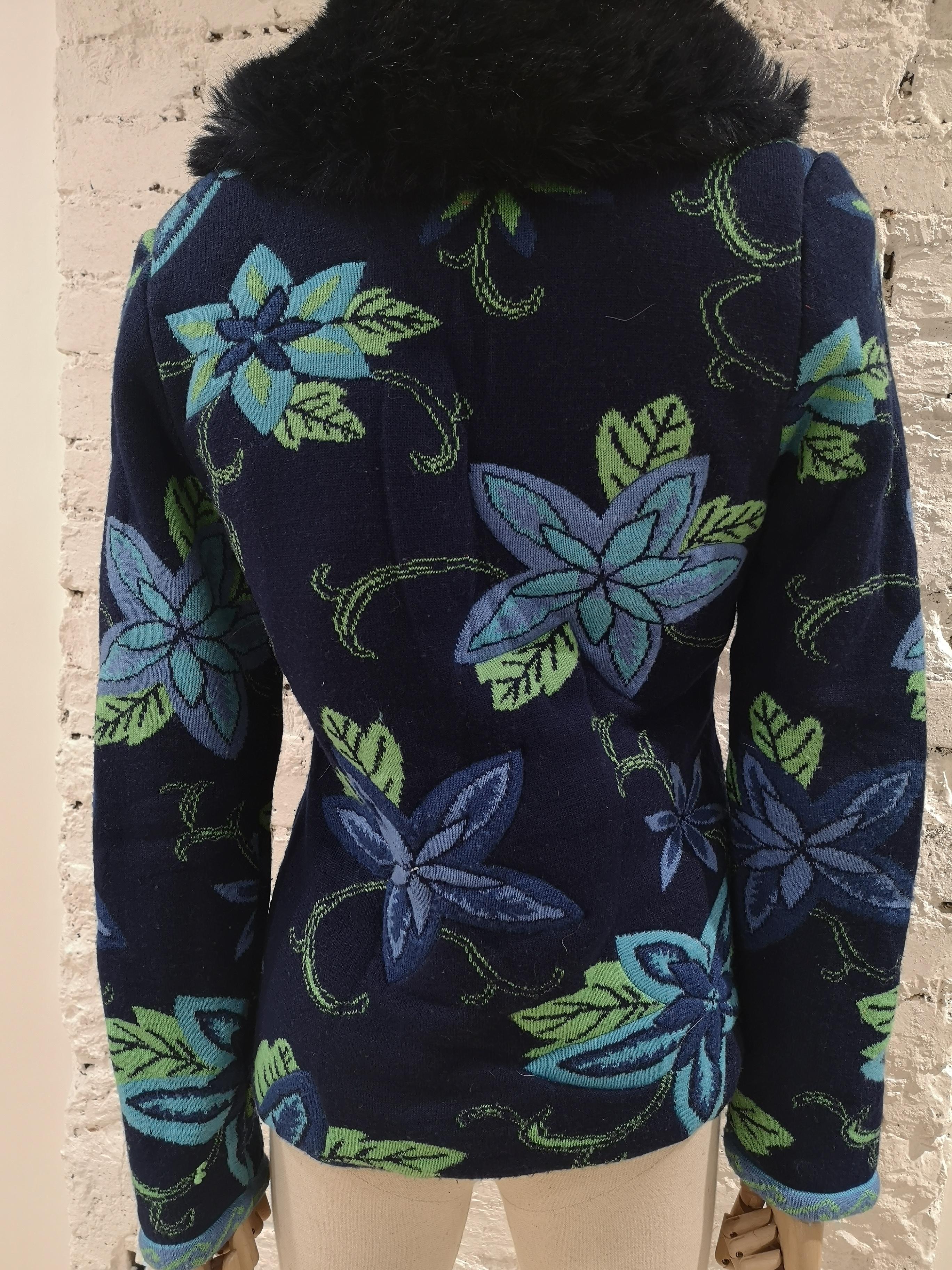 Kenzo jungle wool jacket / cardigan Kenzo |  | VXR018048FIORI