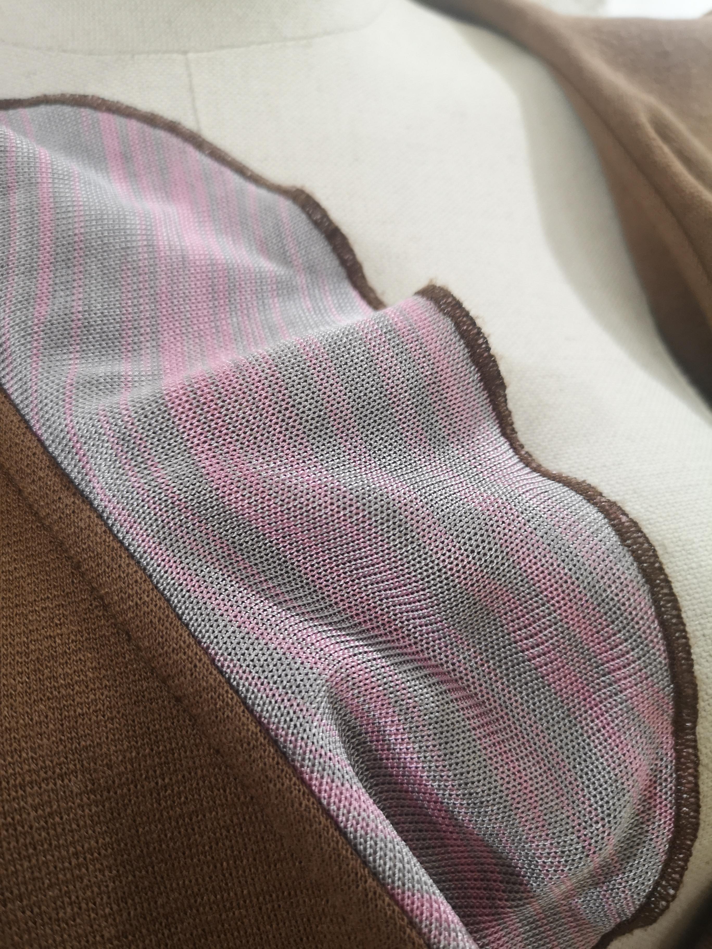 Missoni brown wool jacket Missoni | Giacca | AMGV01710990100NOCCIOLA
