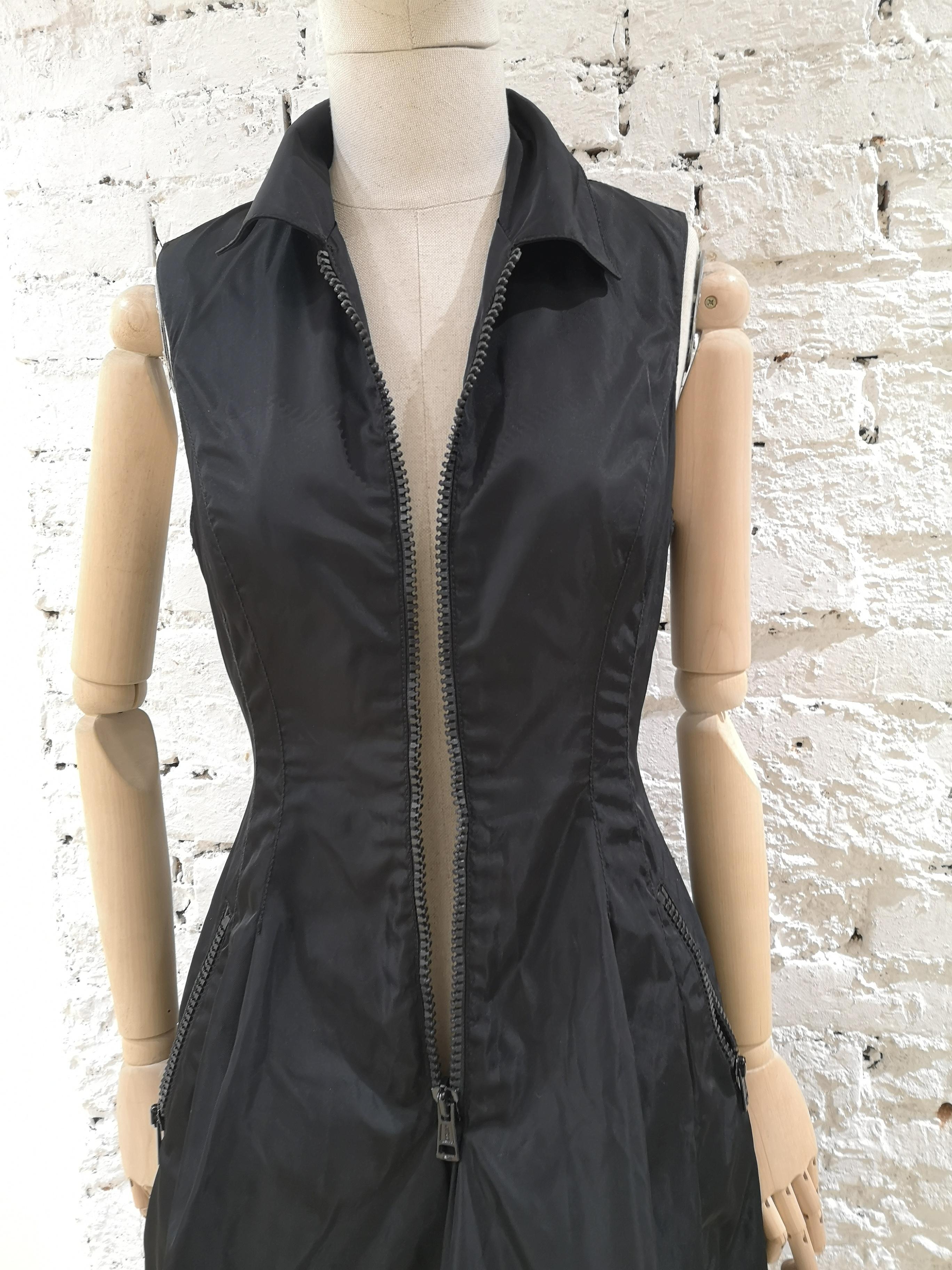 Prada Black Dress Prada | Dresses | AMGV0171250120NERO