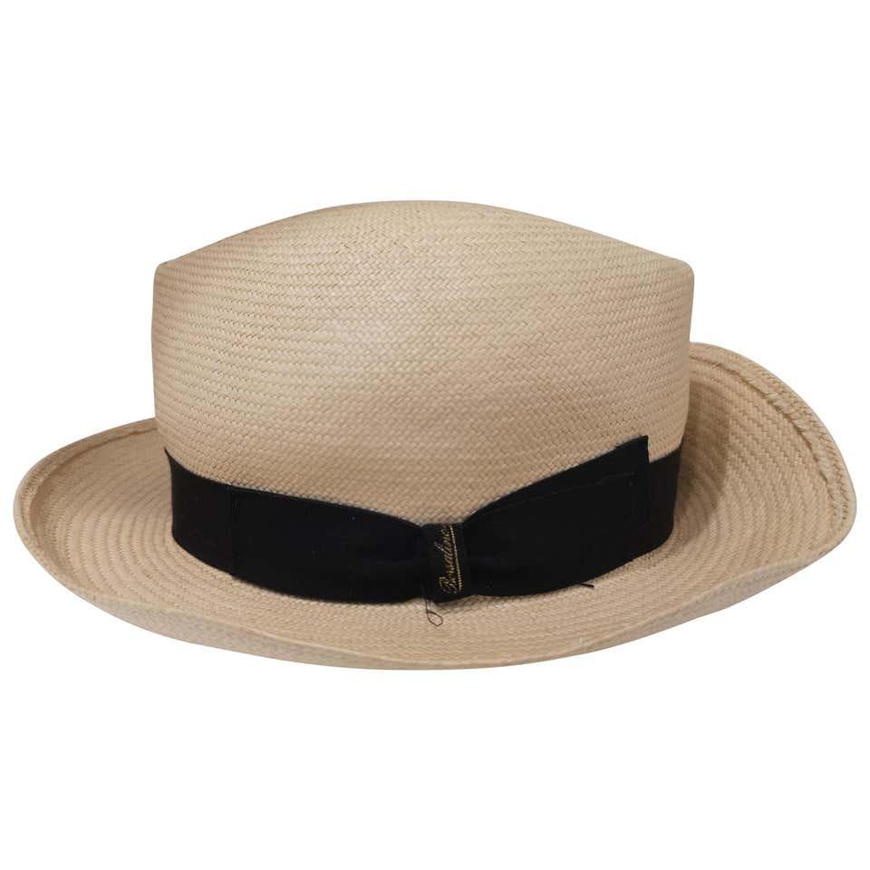 Borsalino Raffia Hat Borsalino | Hats | MG01940ESTIVOPAGLIA