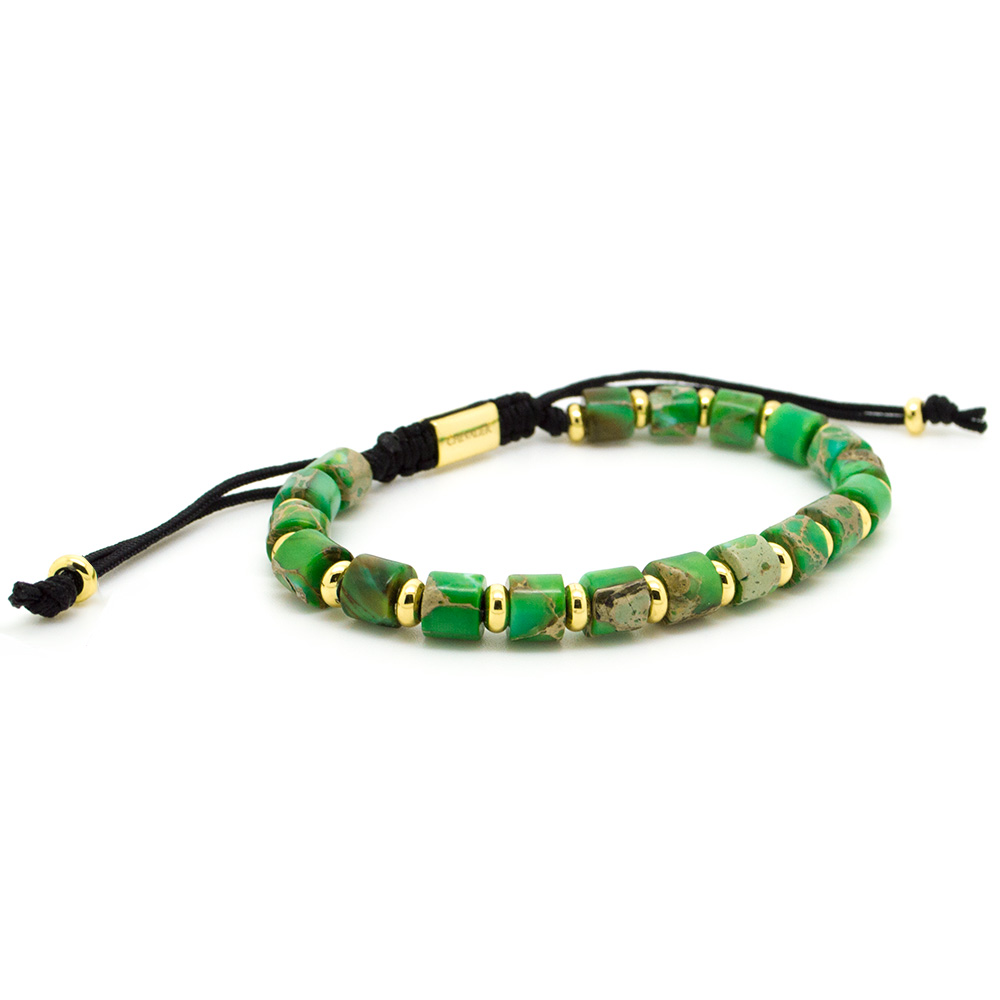 CHEVALIER PROJECT | Bracelet | S105GREEN