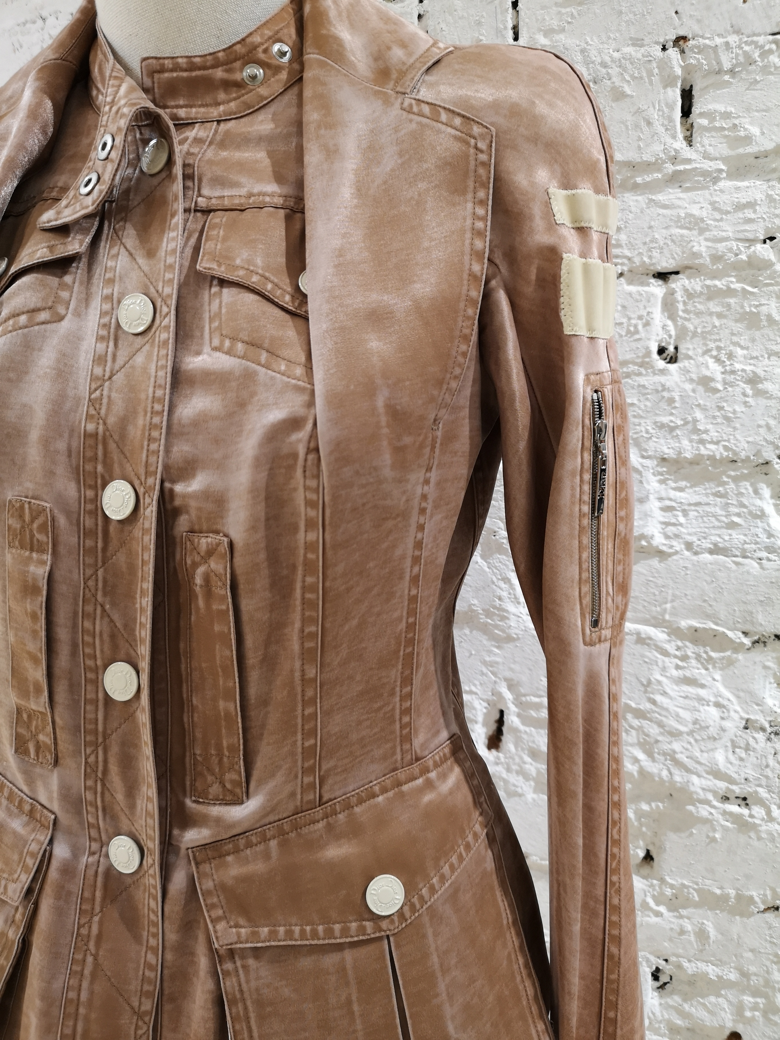 Christian Dior Boutique Silk Jacket Christian Dior | Jackets | GIACCAROSA