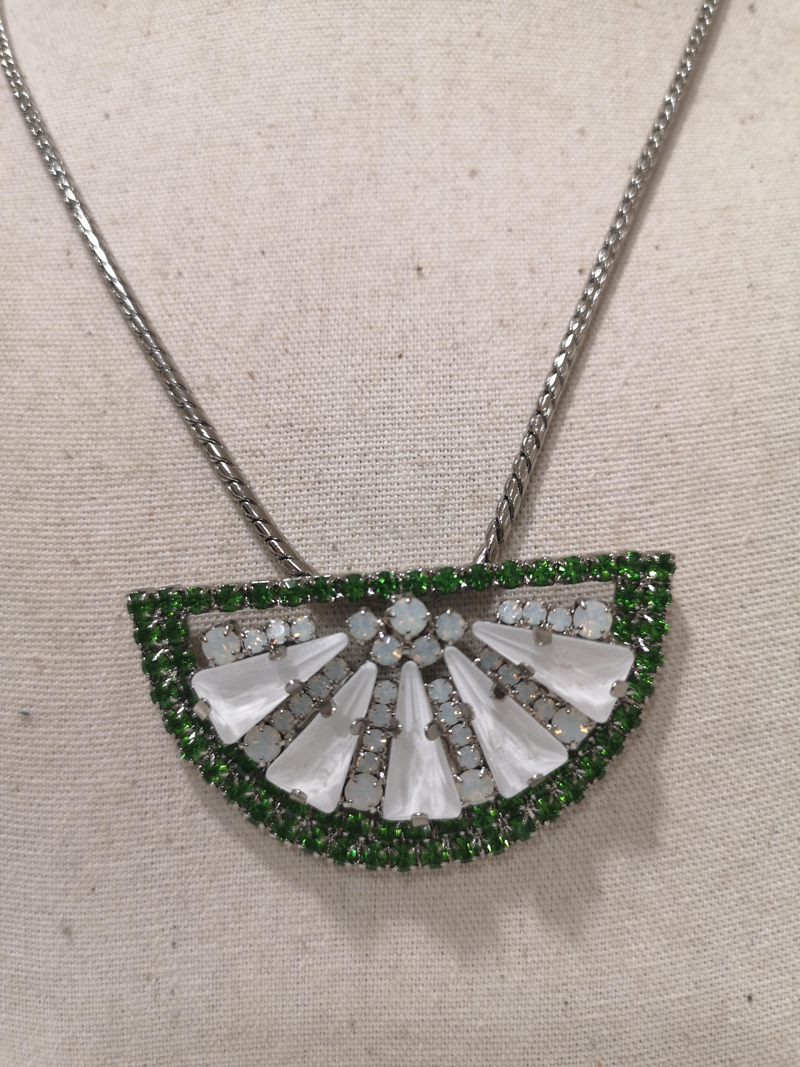 LisaC swarovski watermelon necklace Lisa C. Bijoux | Necklaces | WAIKIKI-