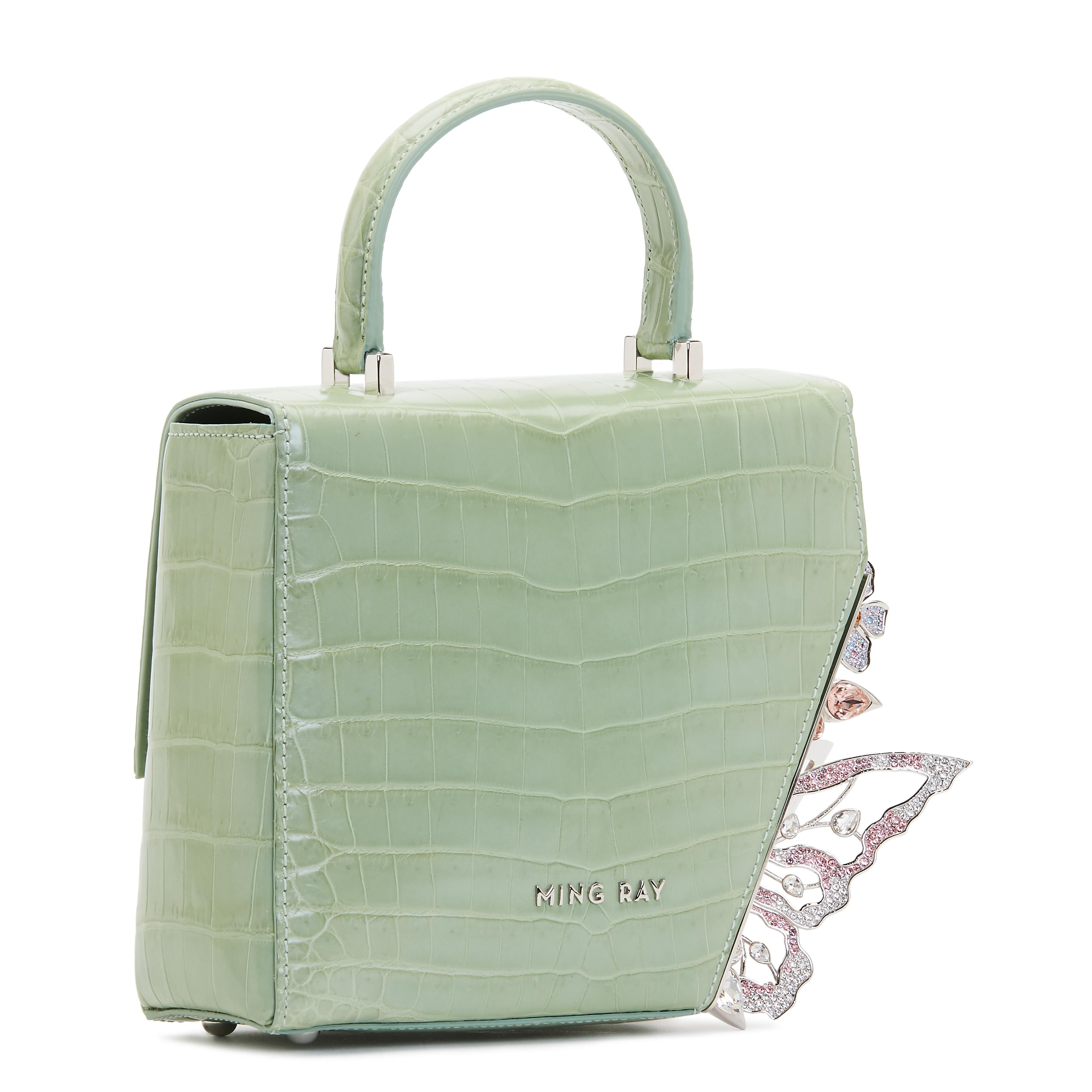 crocodile Ming Ray | Bags | CLAUDIAJADE