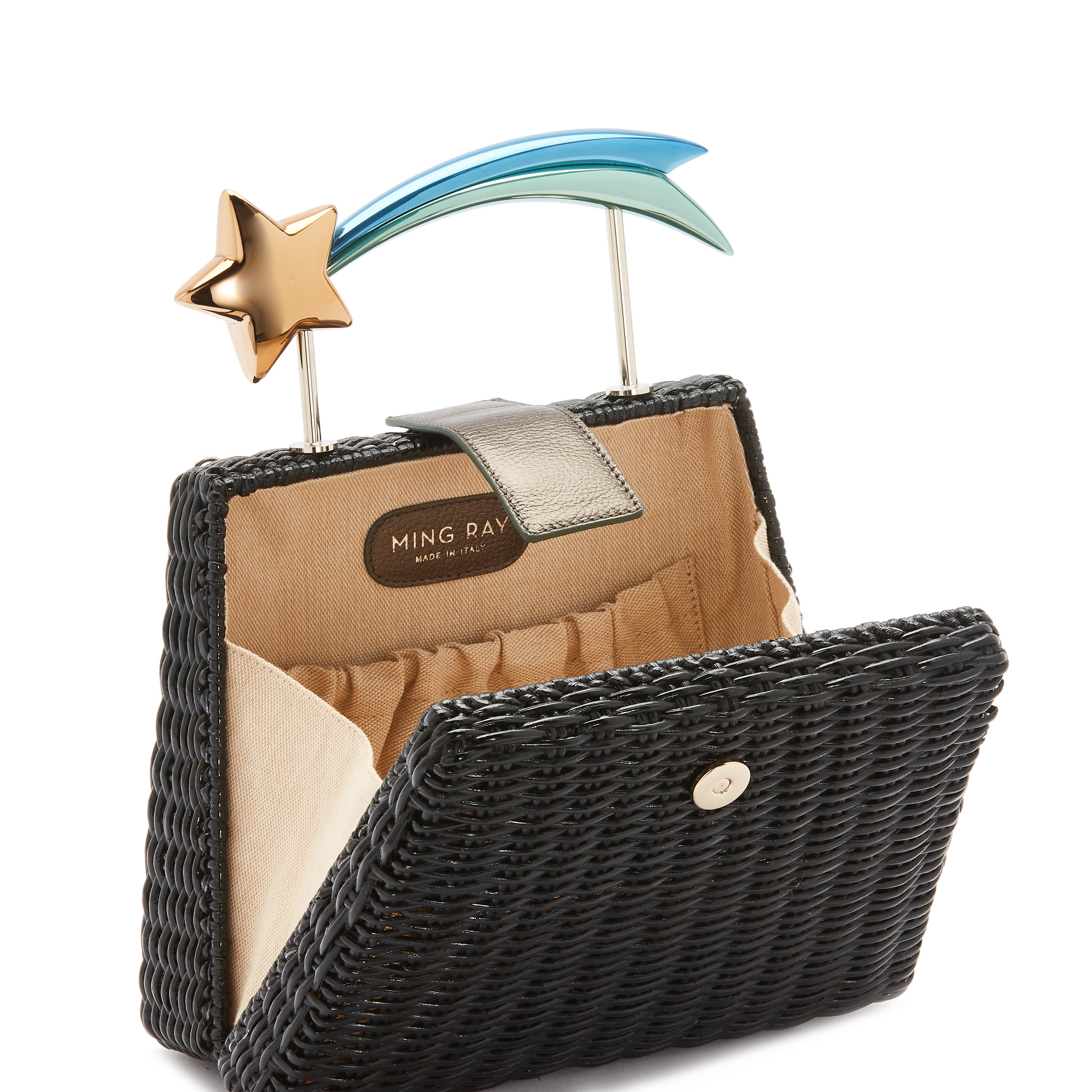 ming ray   Bag   LYRAPINK BLACK