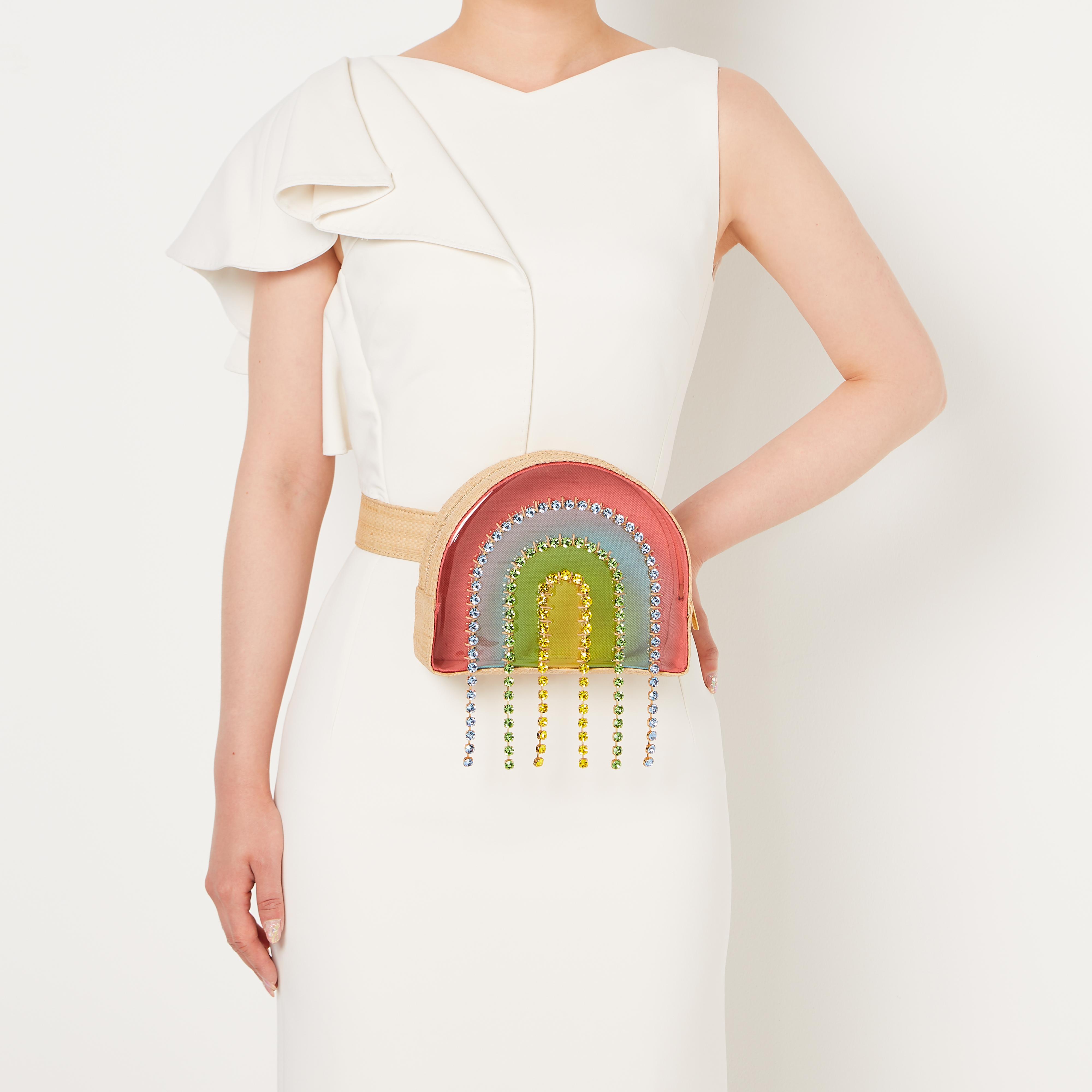 ming ray | Bag | RAINBOWRAFFIA SAND