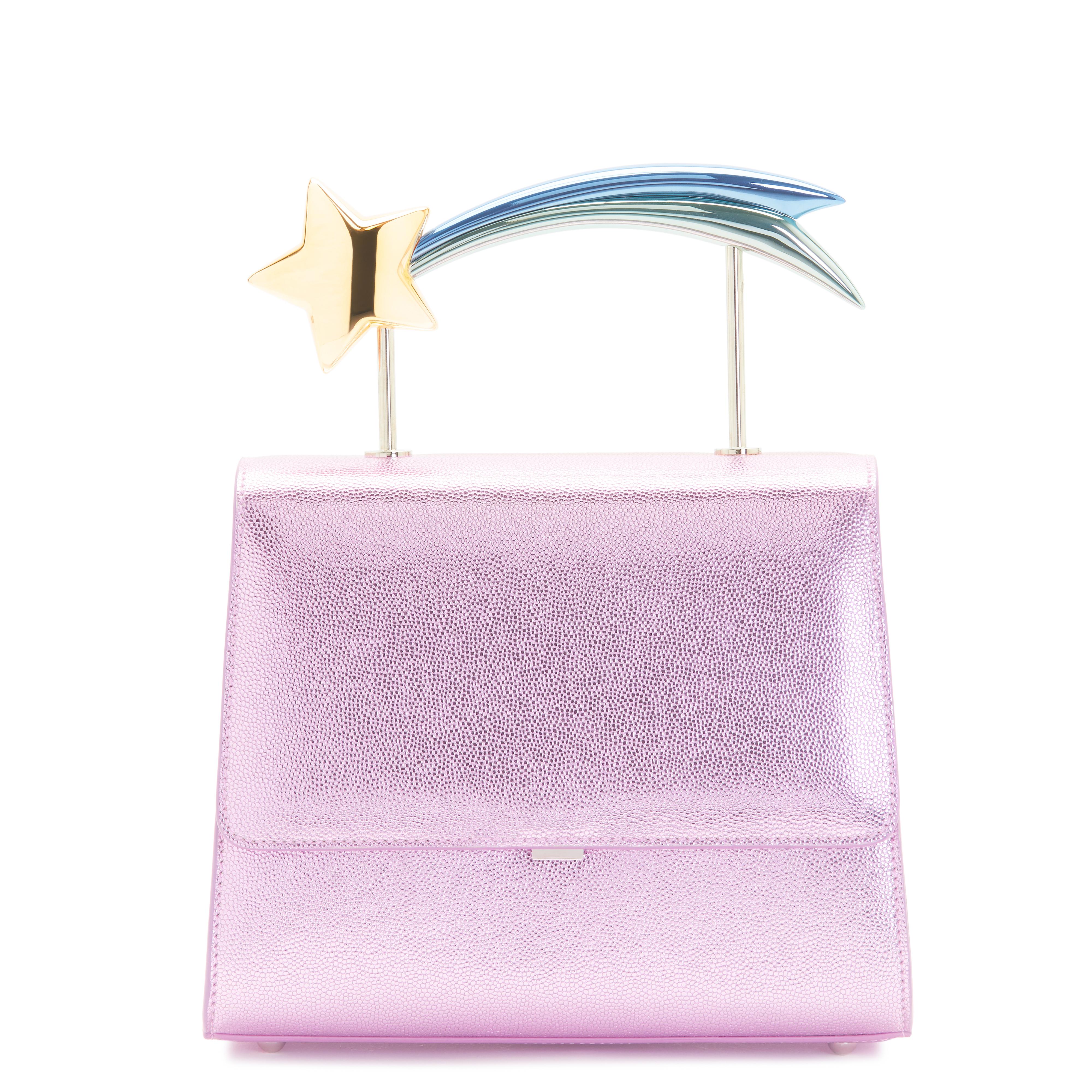 kenia calf ming ray   Bag   SUPERNOVAPINK