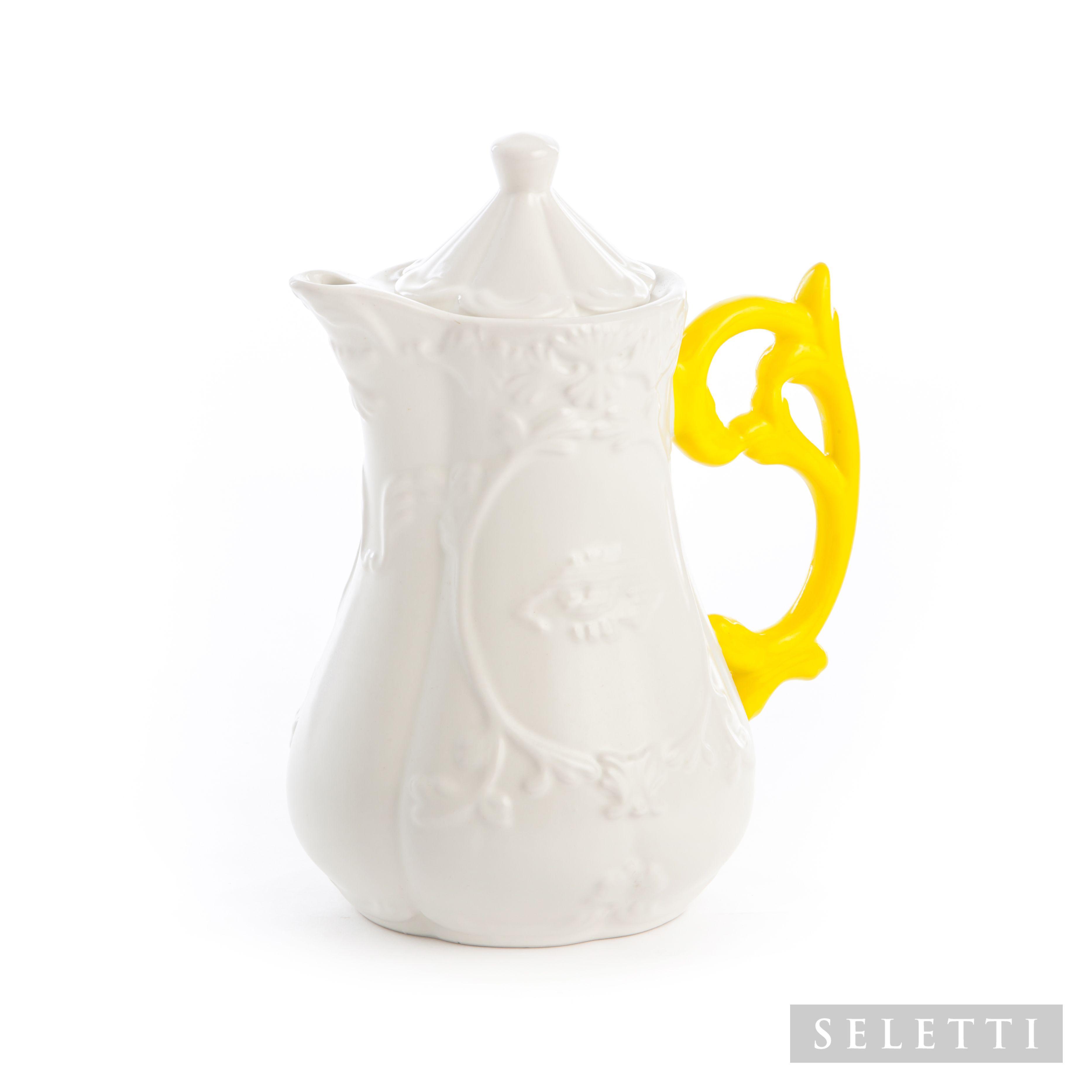 Seletti | Tea mug | 09856GIALLO