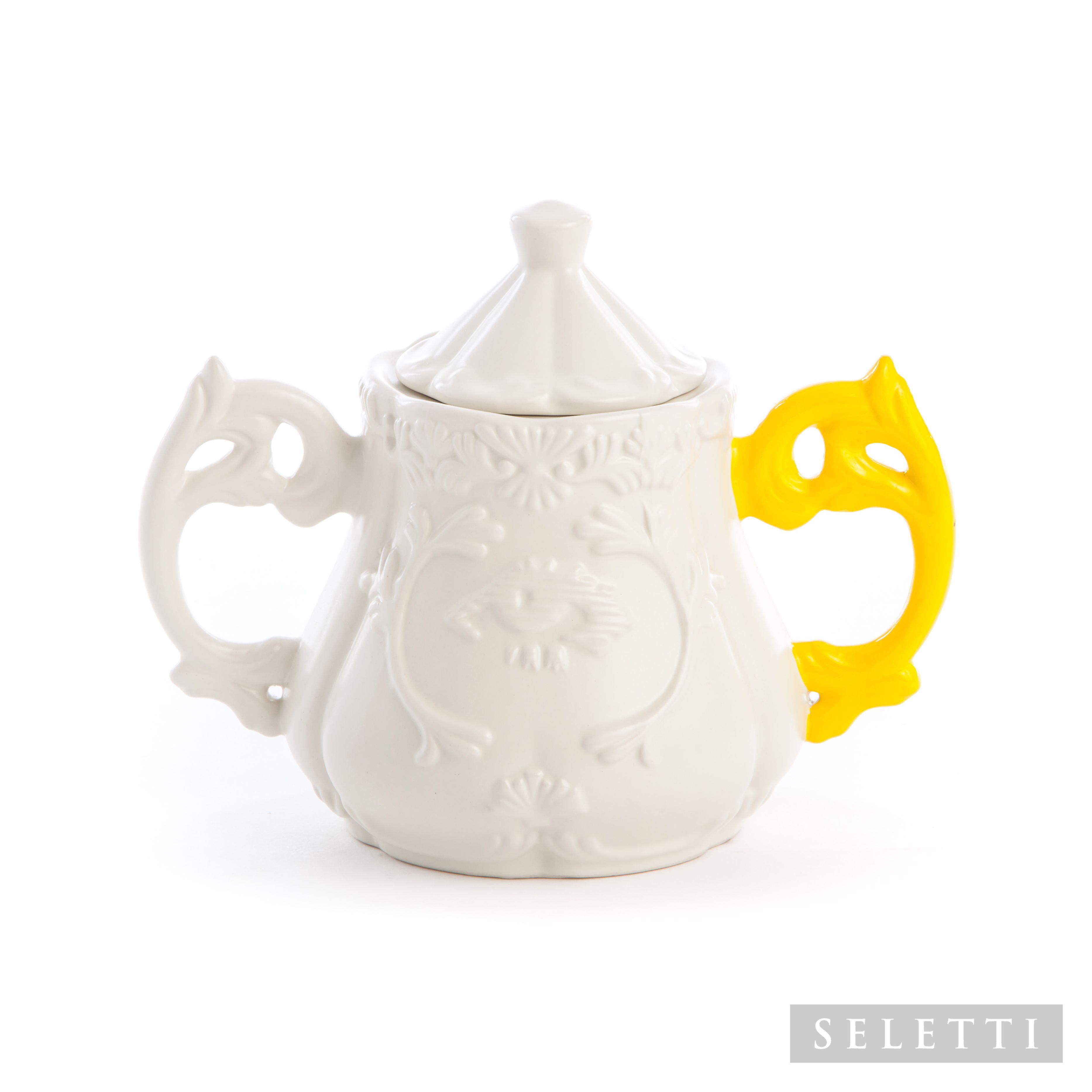 porcellana Seletti | Zuccheriera | 09857GIALLO