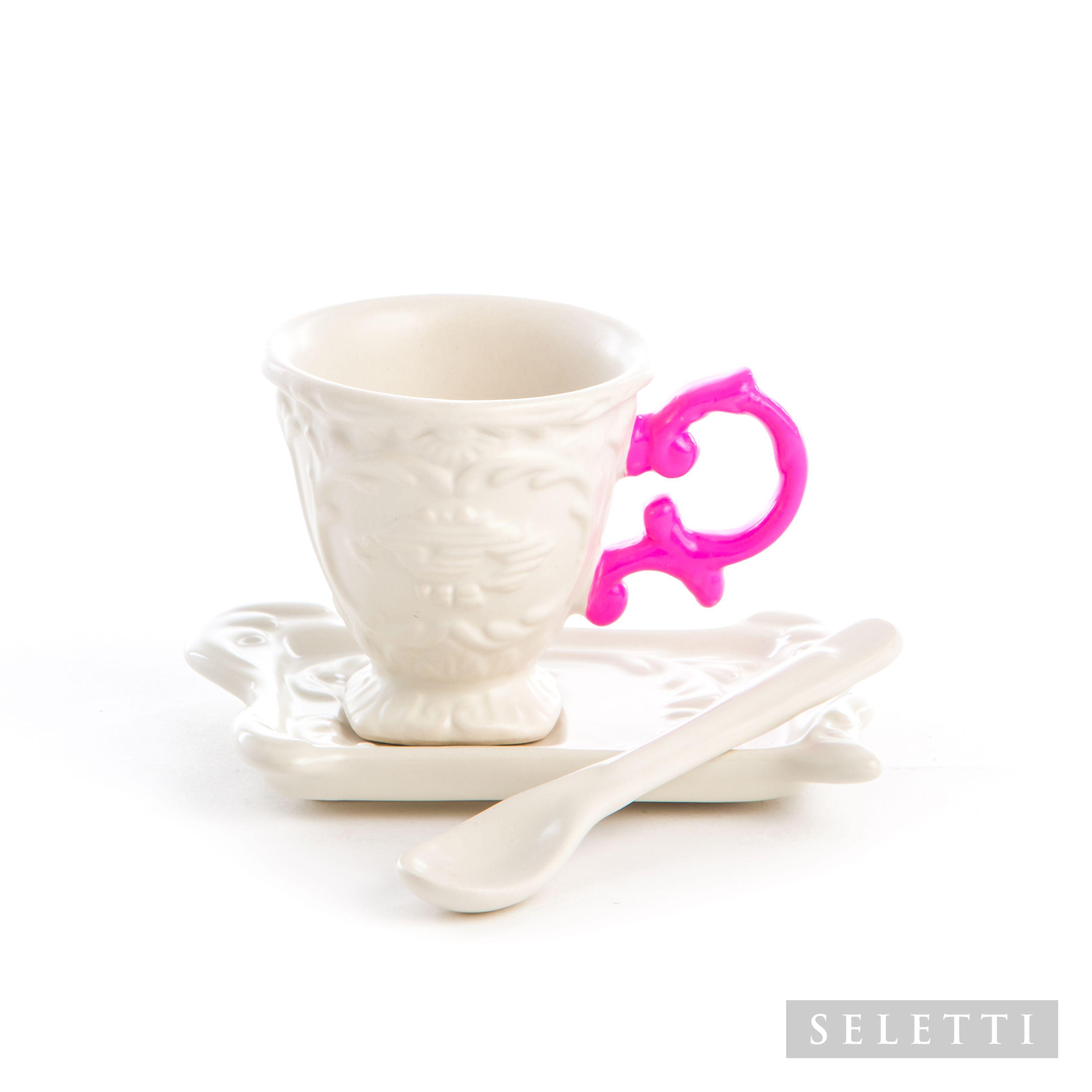 porcellana Seletti | Set da caffe | 09859FUCSIA