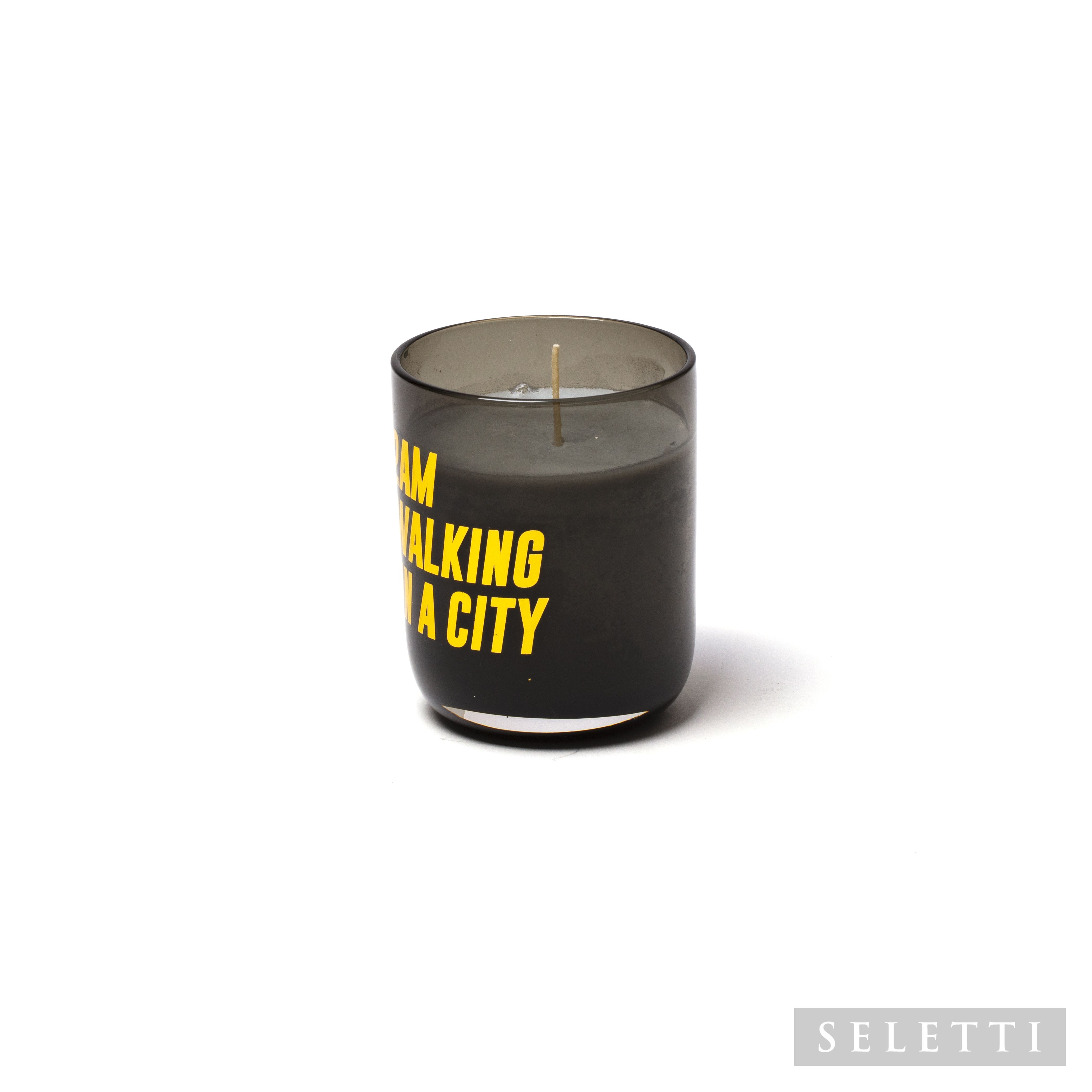 Seletti | Candle | 11172WALKING IN A CITY