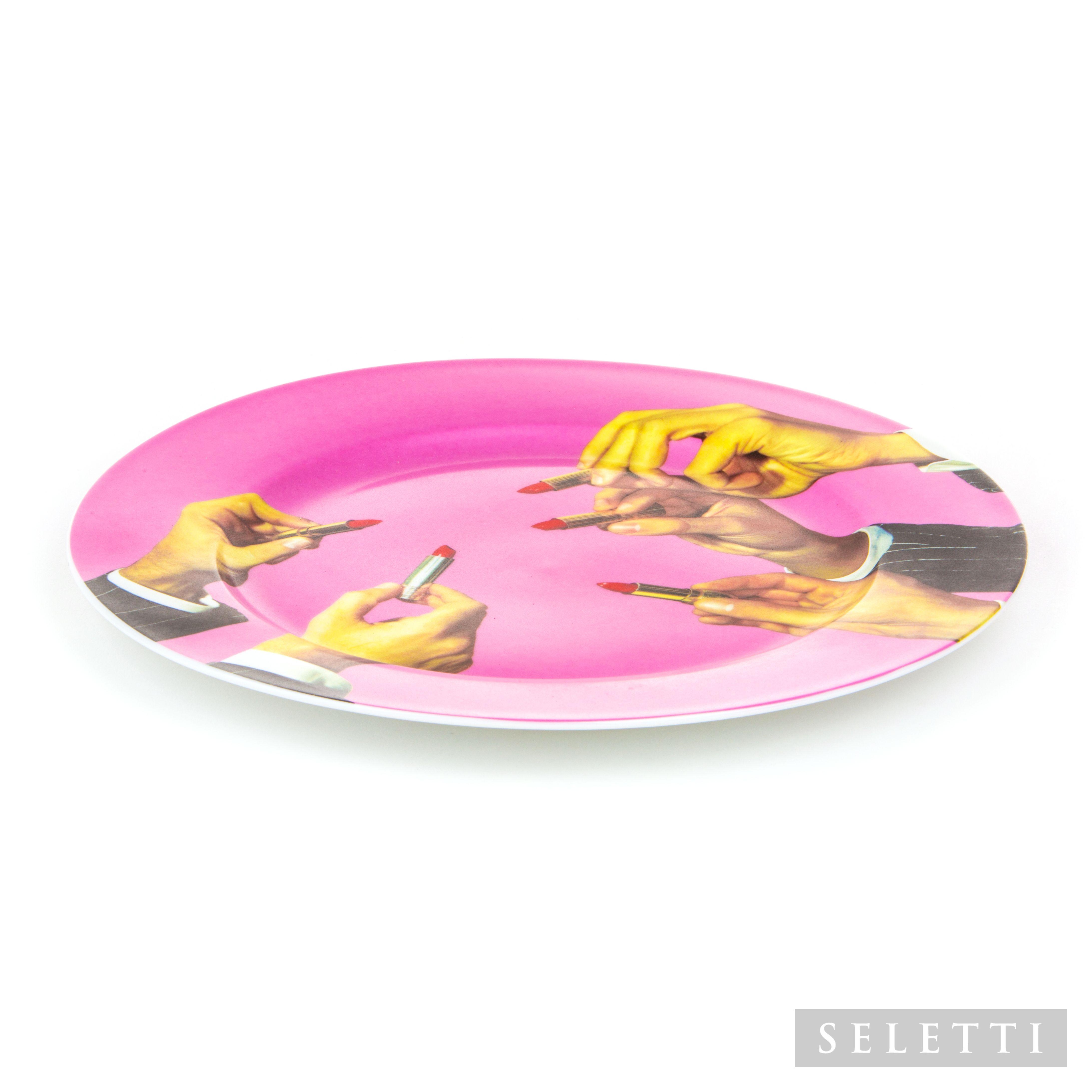 Lipstick Seletti | Dish | 16937LIPSTICKS
