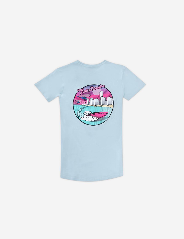 twicetoonice | T-Shirt | ZDTBLU