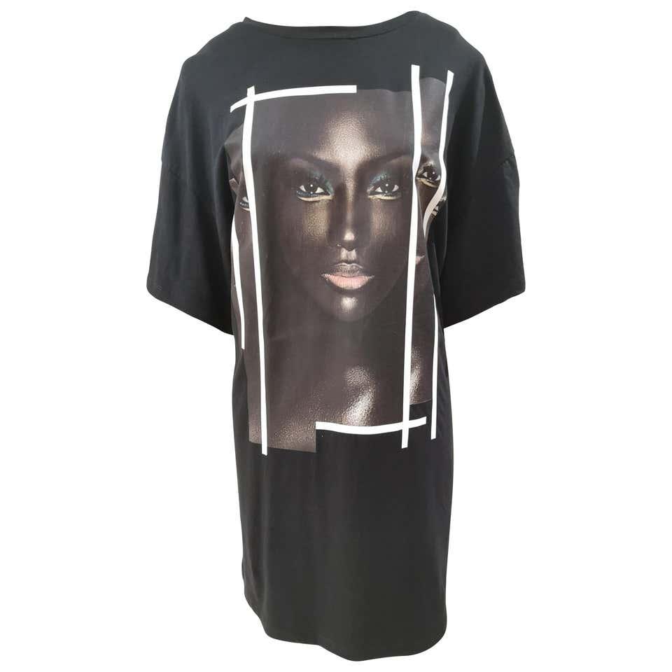 Gli Psicopatici Black cotton long dress Gli Psicopatici | Dresses | MINIABITOBLACK