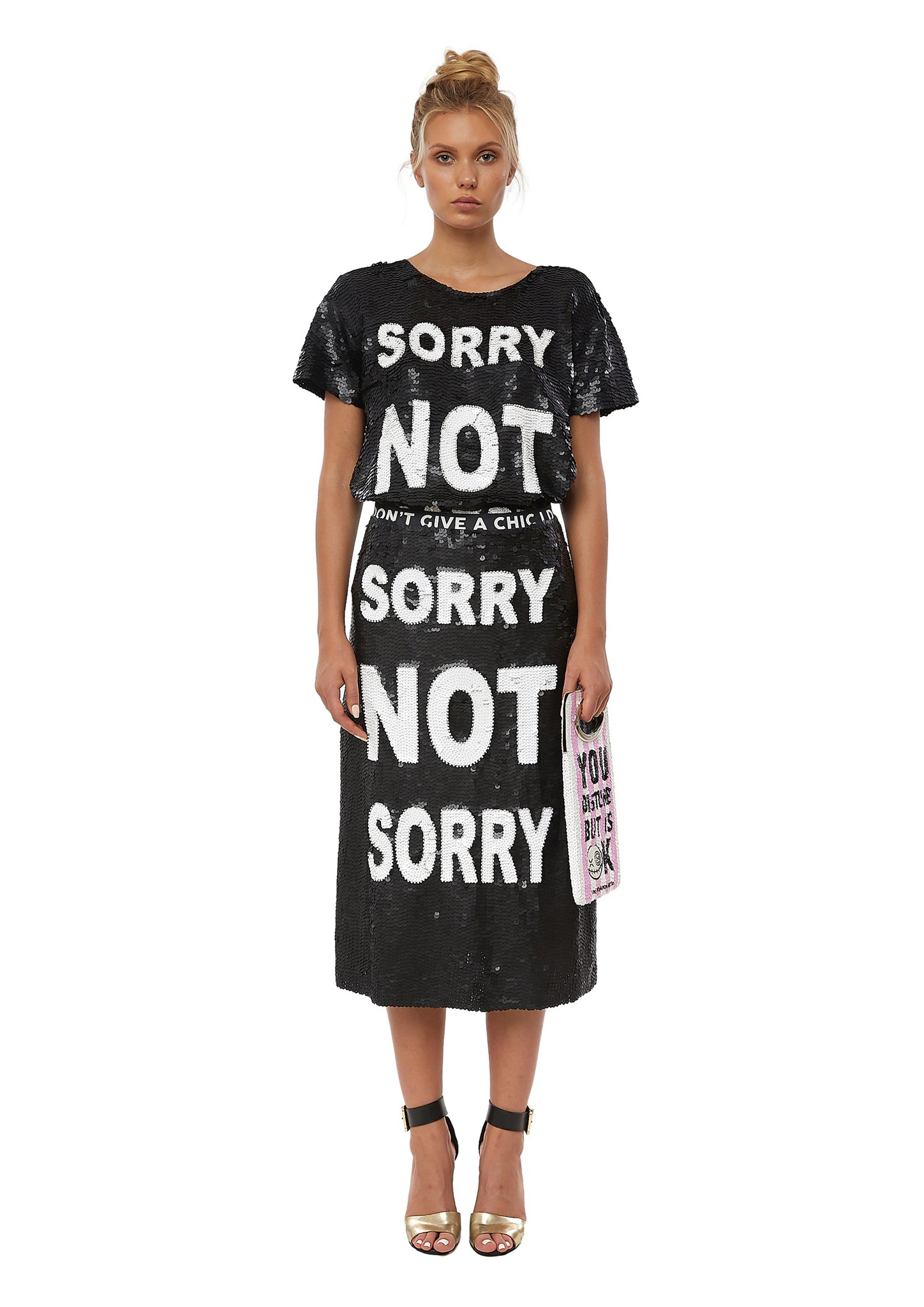 Sorry not Sorry skirt House of Muamua | Gonna | SORRY NOT SORRYNERO