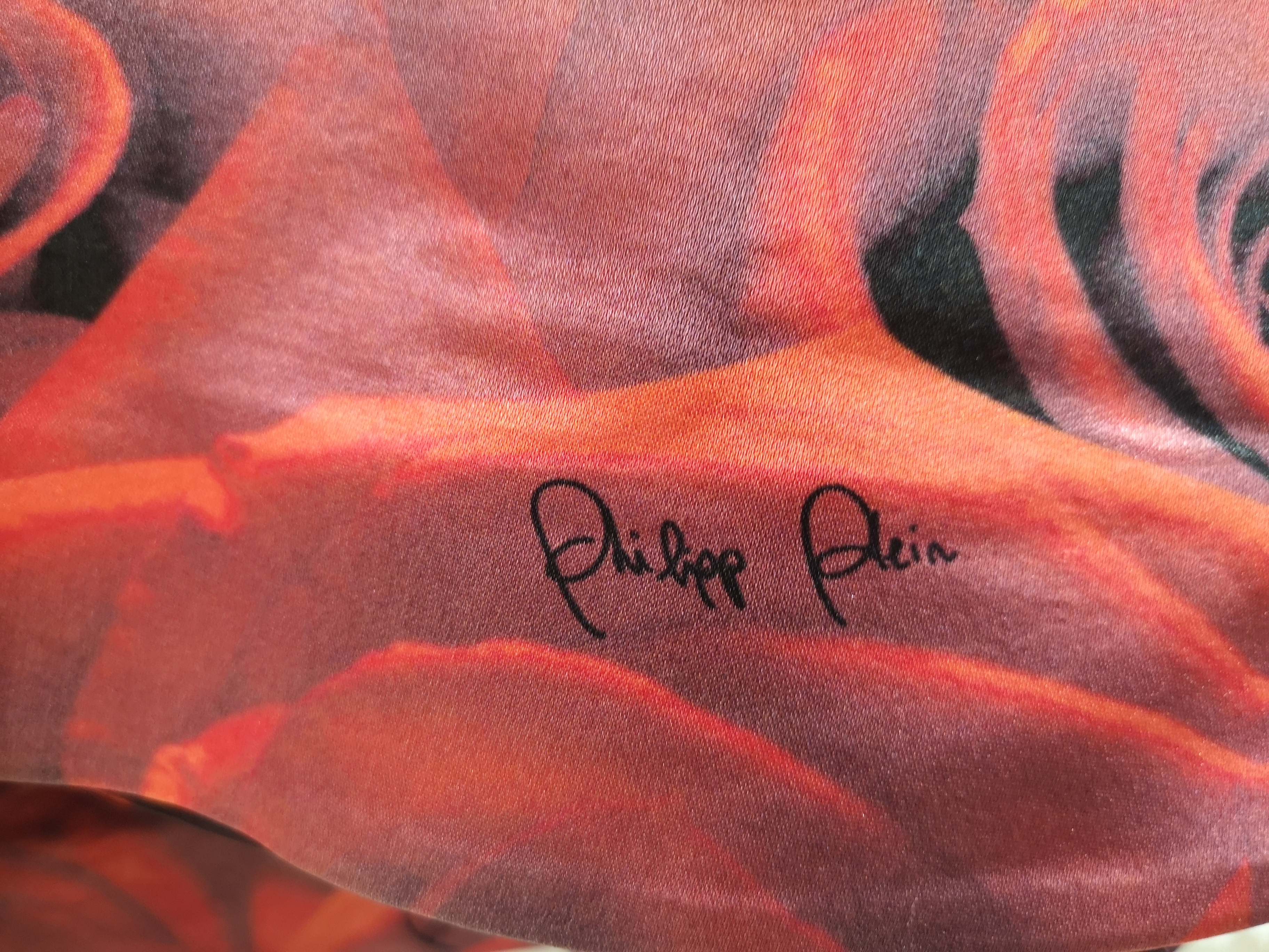 Philipp Plein red roses skirt Philipp Plein | Skirts | FO02018XS0FDFSROSE
