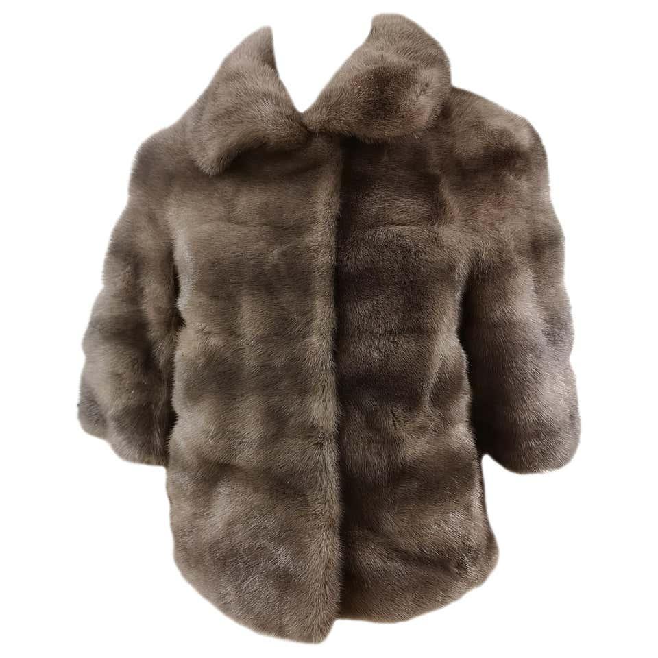 Valentino   Furs   PELL KIMONOGRIGIO