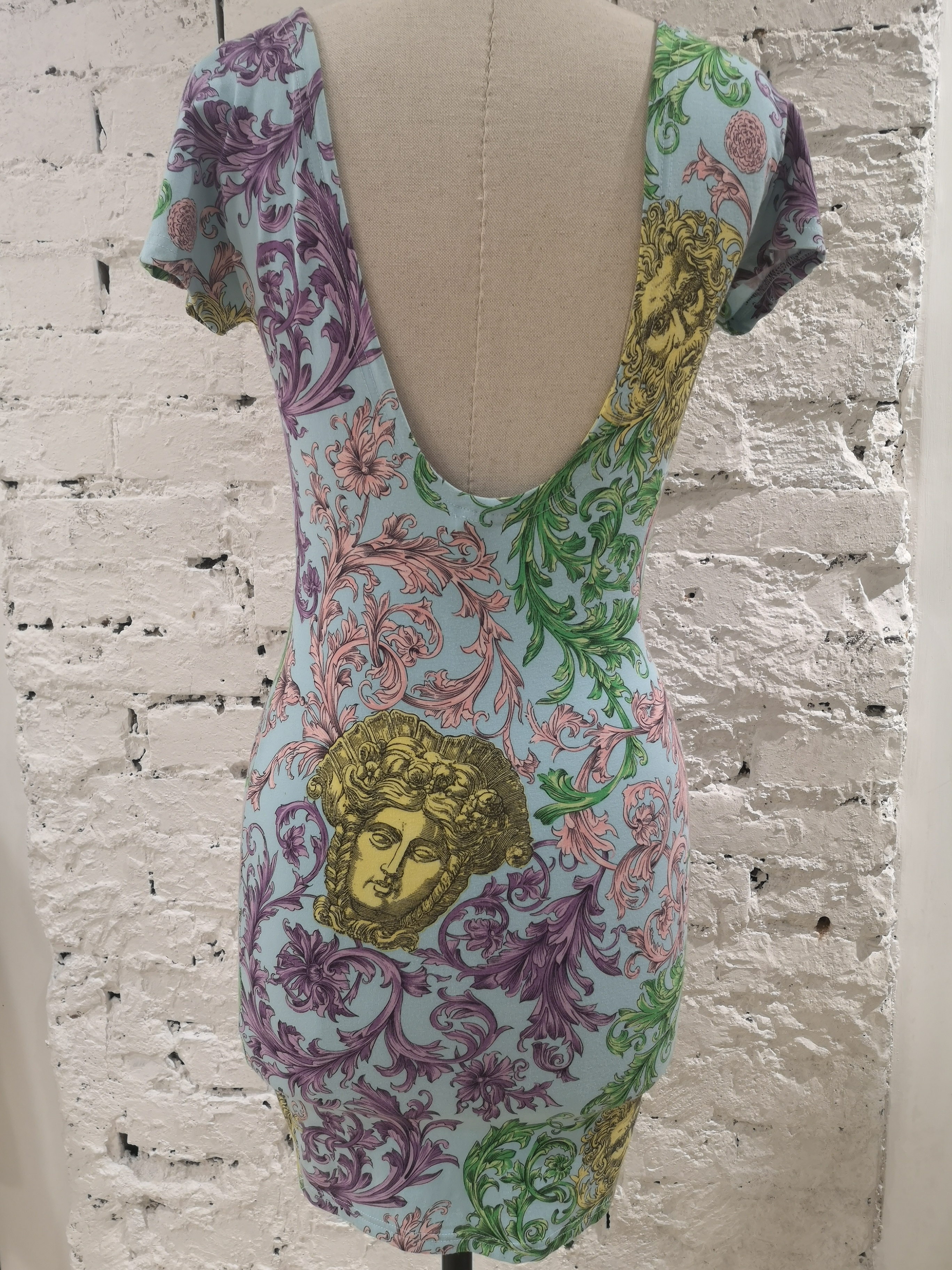Versace | Dresses | SD02080ADCELESTE